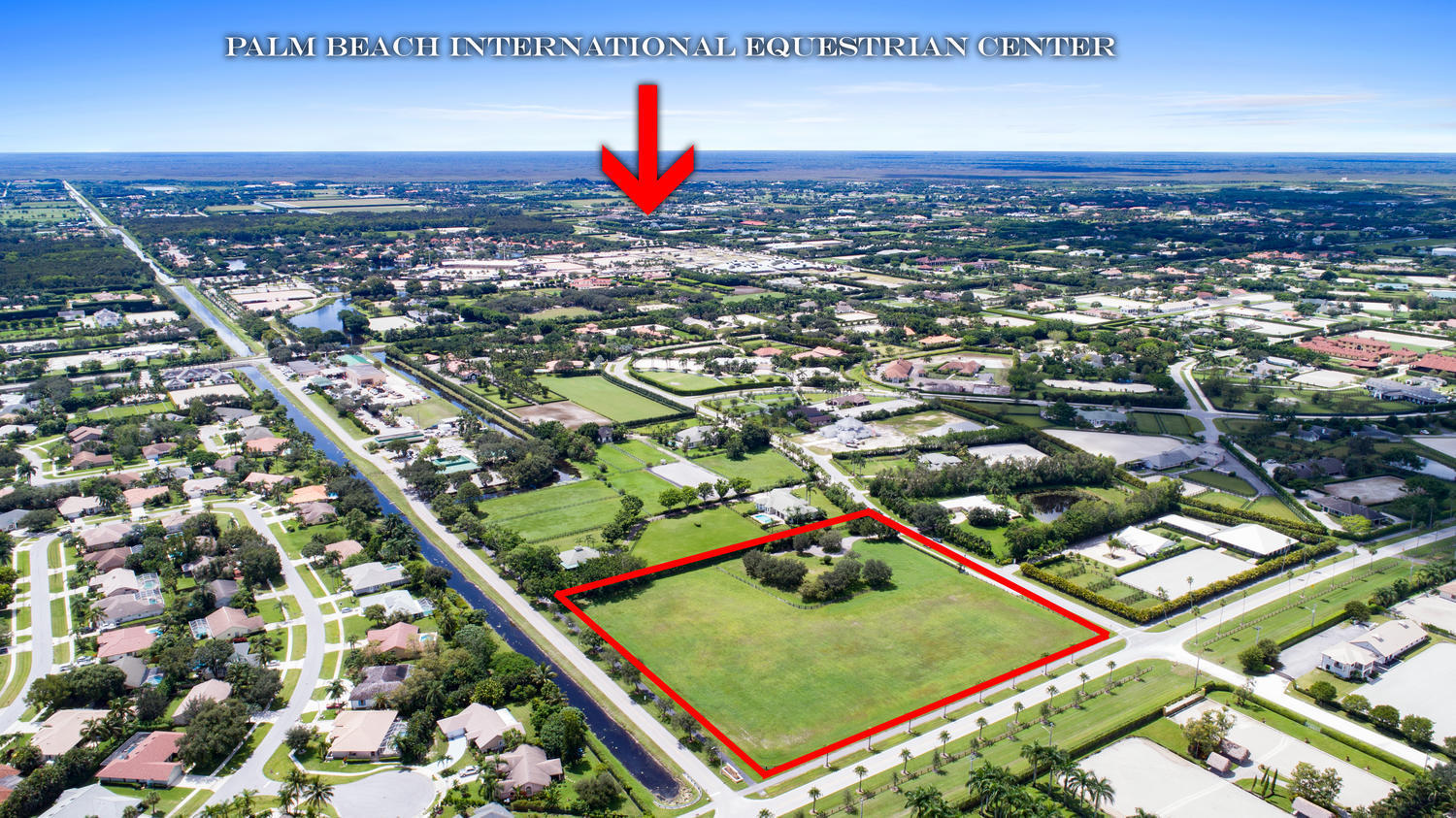 2616 & 2600 Appaloosa Trail Wellington, FL 33414