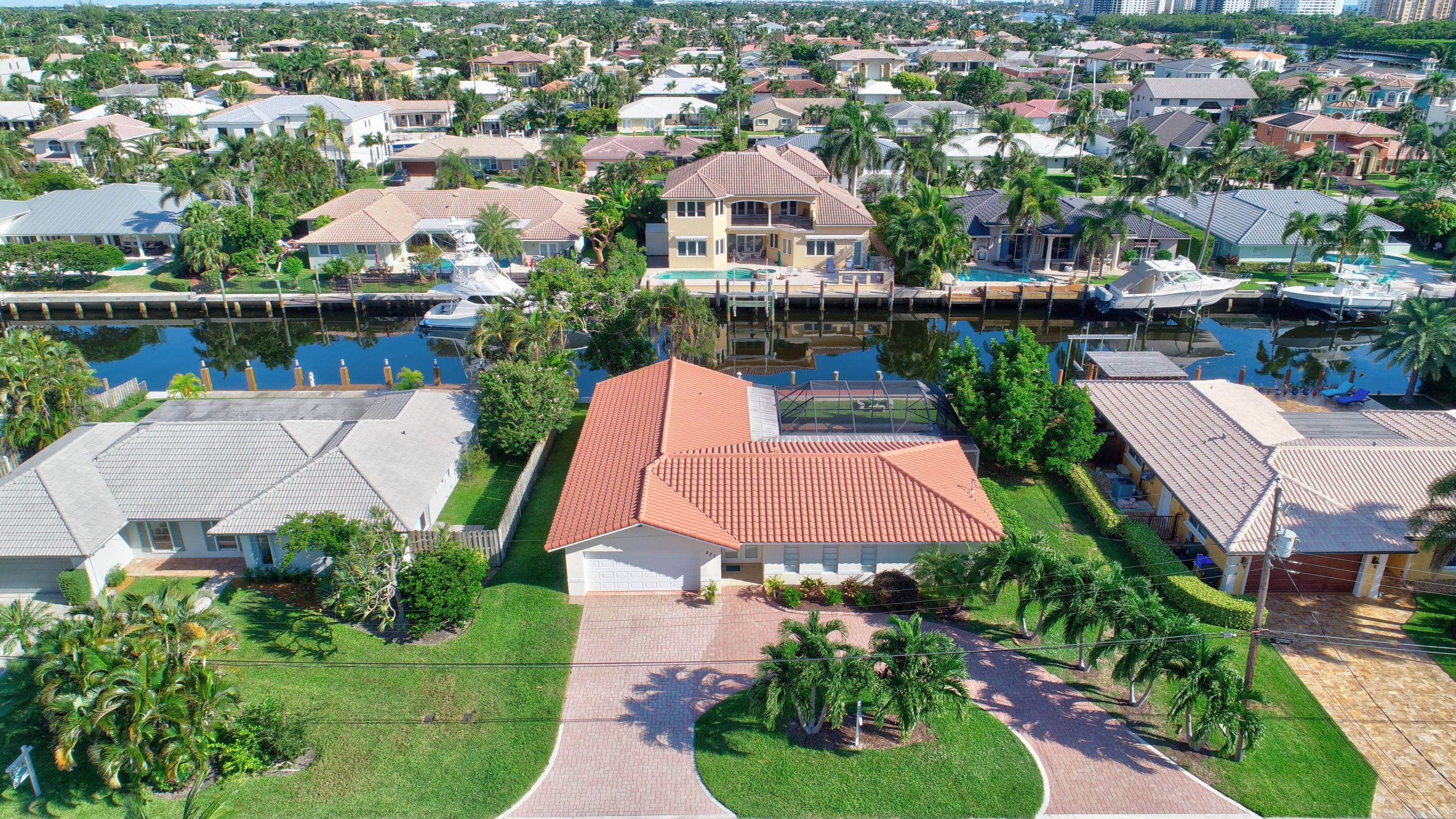 Home for sale in Boca Keys Boca Raton Florida