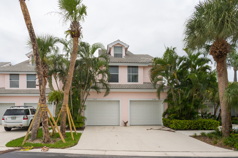 3107 Fairway Drive, Jupiter, Florida 33477, 2 Bedrooms Bedrooms, ,2.1 BathroomsBathrooms,A,Condominium,Fairway,RX-10466008