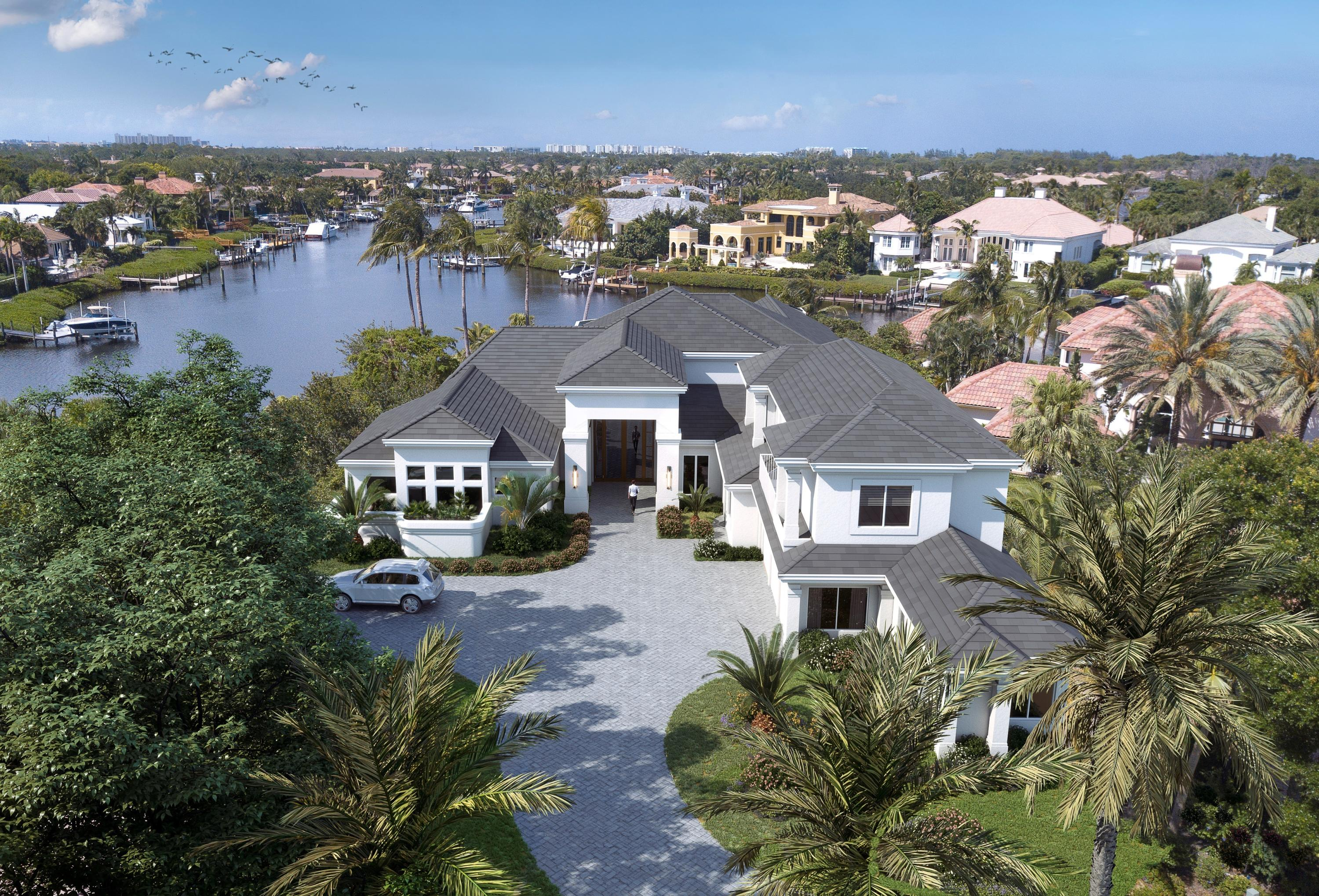 New Home for sale at 392 Eagle Drive in Jupiter