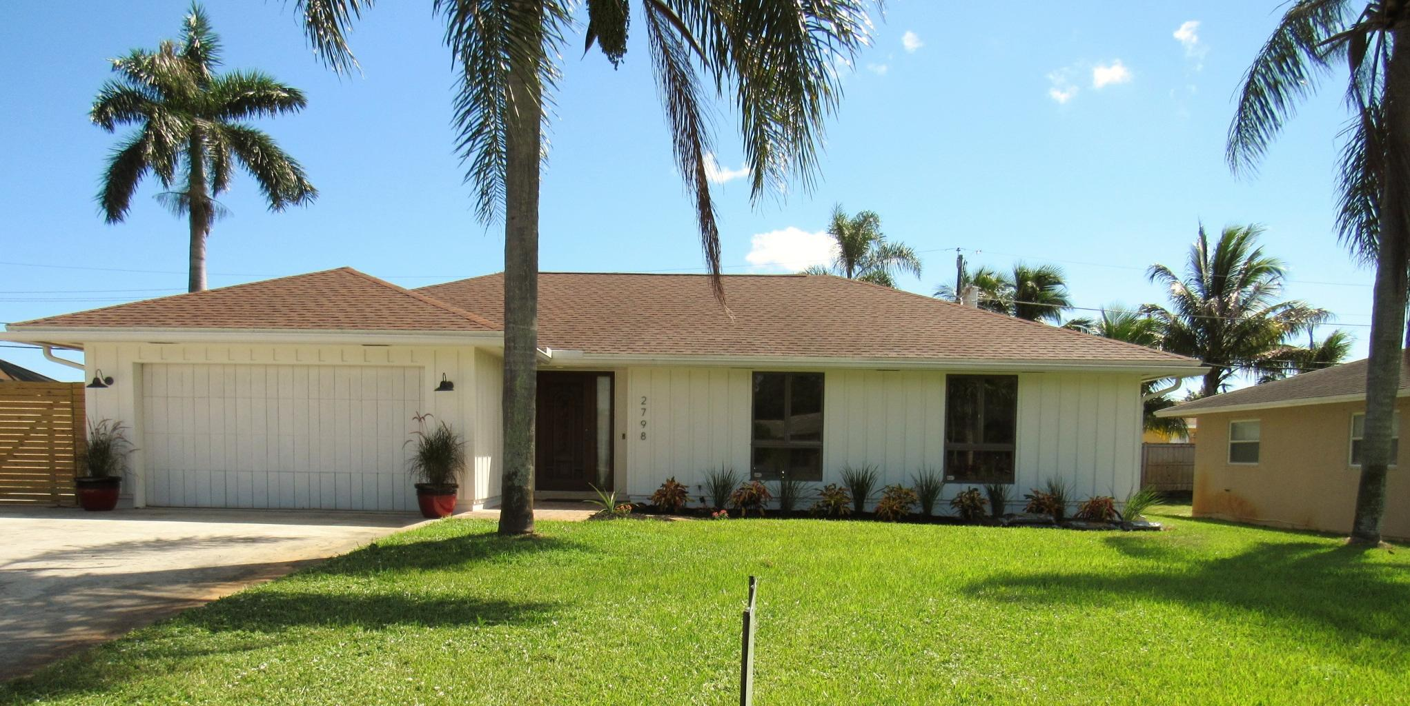 Home for sale in Floral Park Lantana Florida