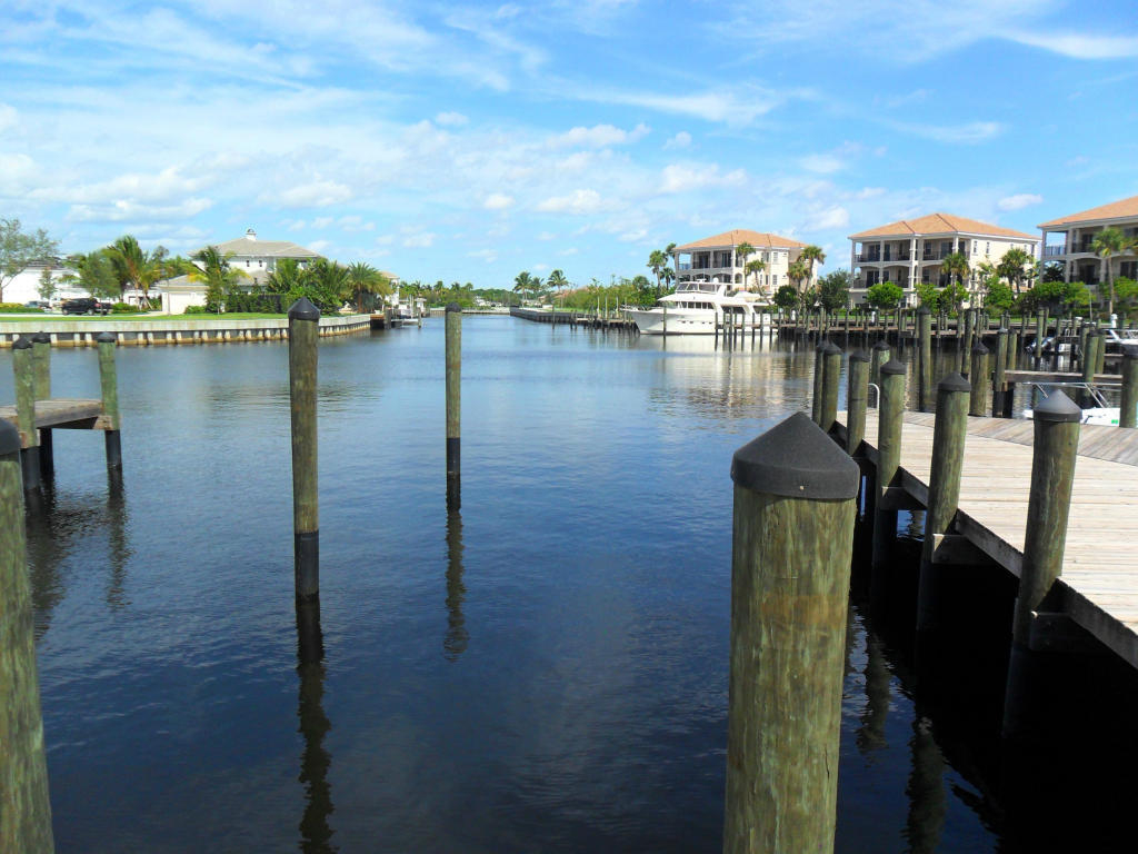 Home for sale in CARRIAGE HOMES AT FRENCHMANS HARBOR CONDO North Palm Beach Florida