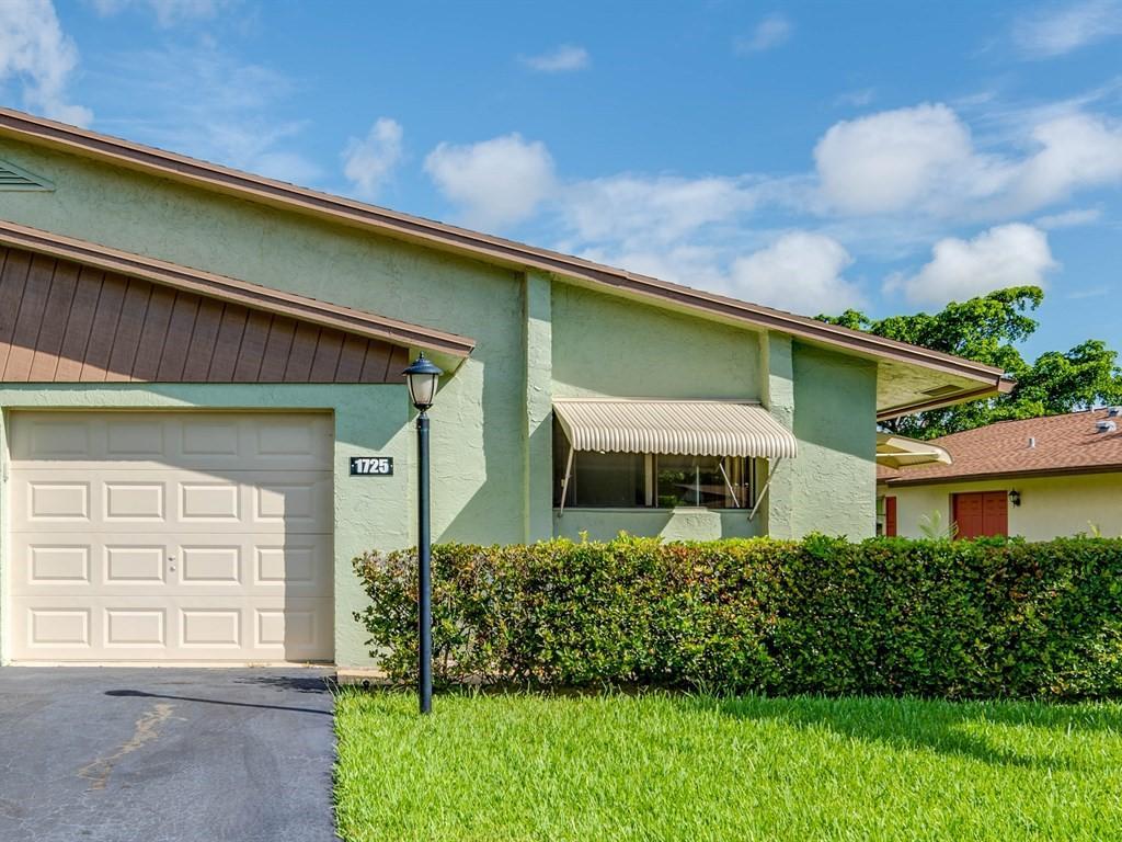 Home for sale in Chanteclair Villas Boynton Beach Florida