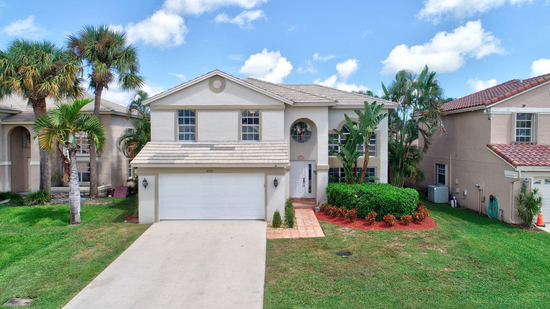 Home for sale in WINDCHIME LAKES Boynton Beach Florida