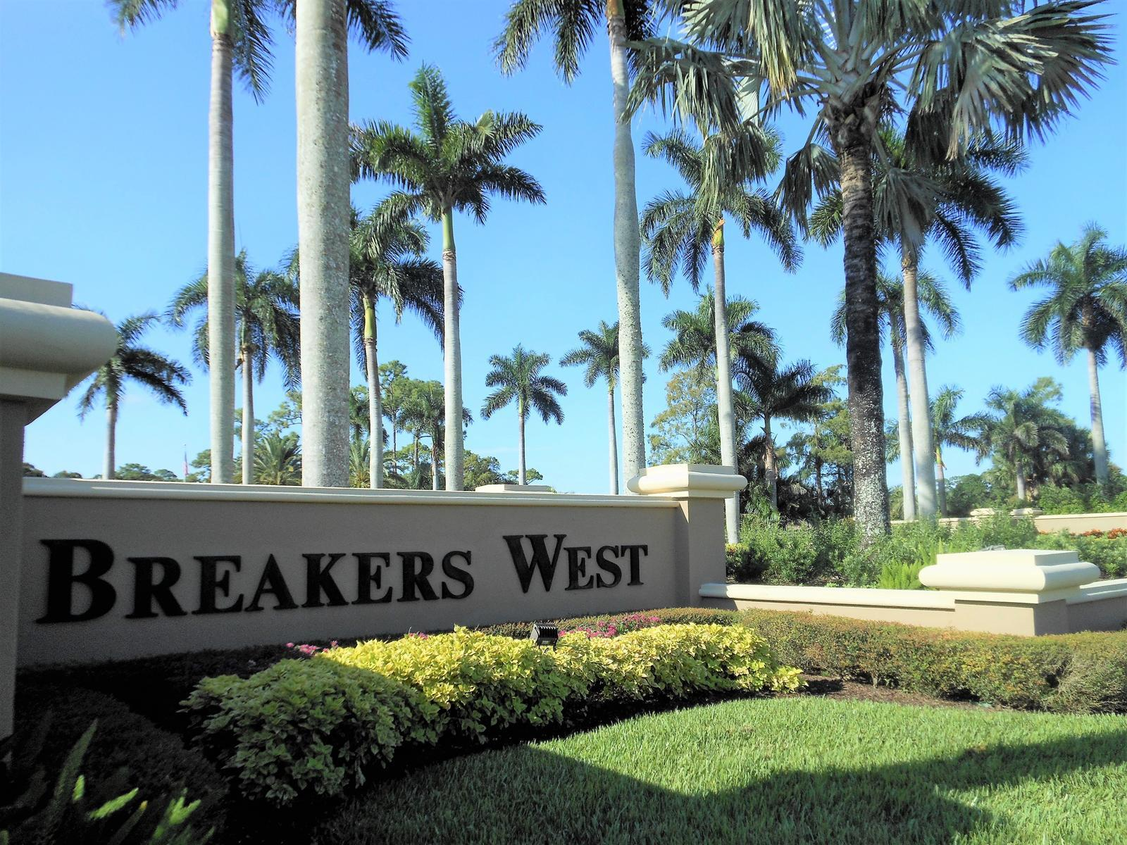 BREAKERS WEST HOMES
