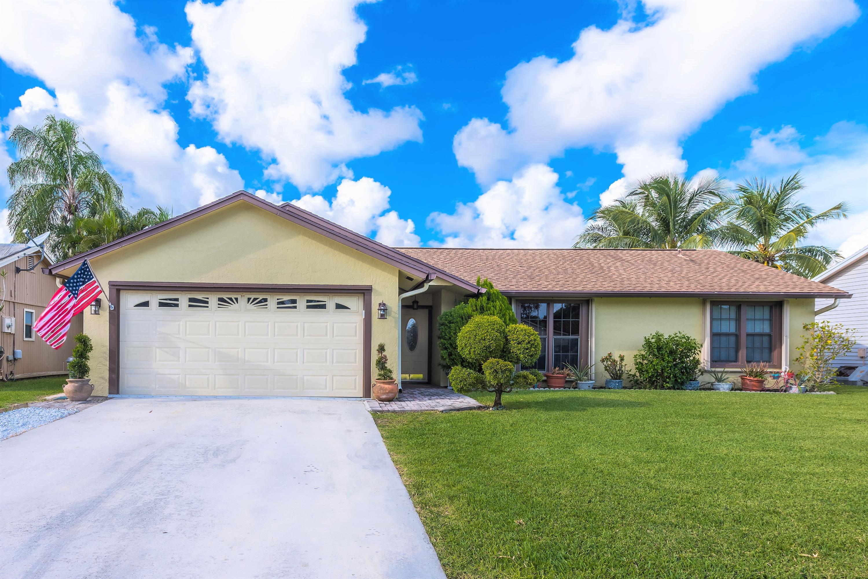 Home for sale in Woodside Boynton Beach Florida