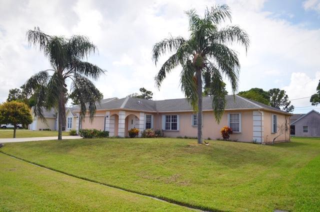 Home for sale in SOUTH PORT ST LUCIE-UNIT 05 Port Saint Lucie Florida