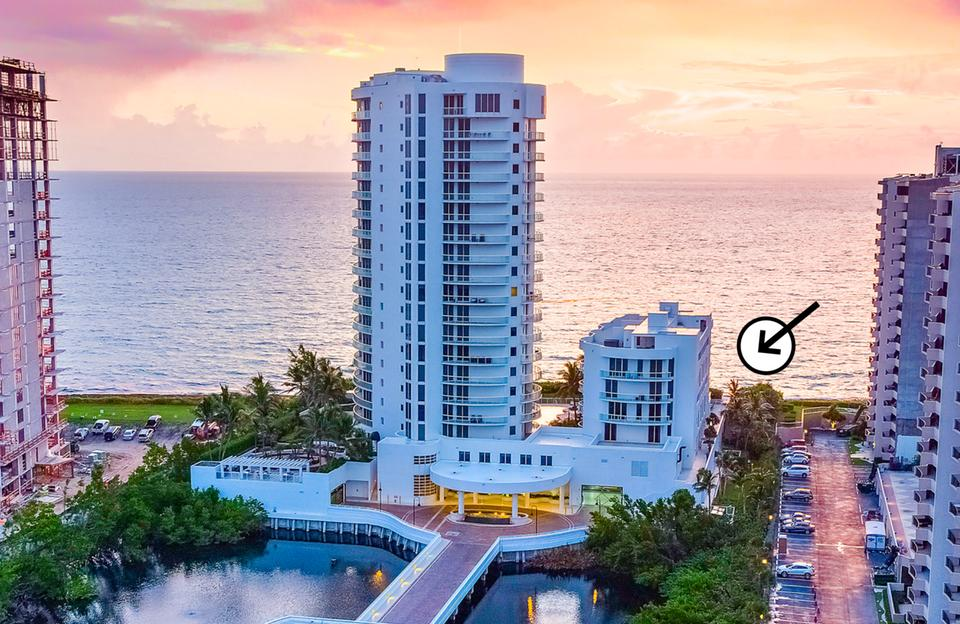 Home for sale in Beach Front Singer Island Florida