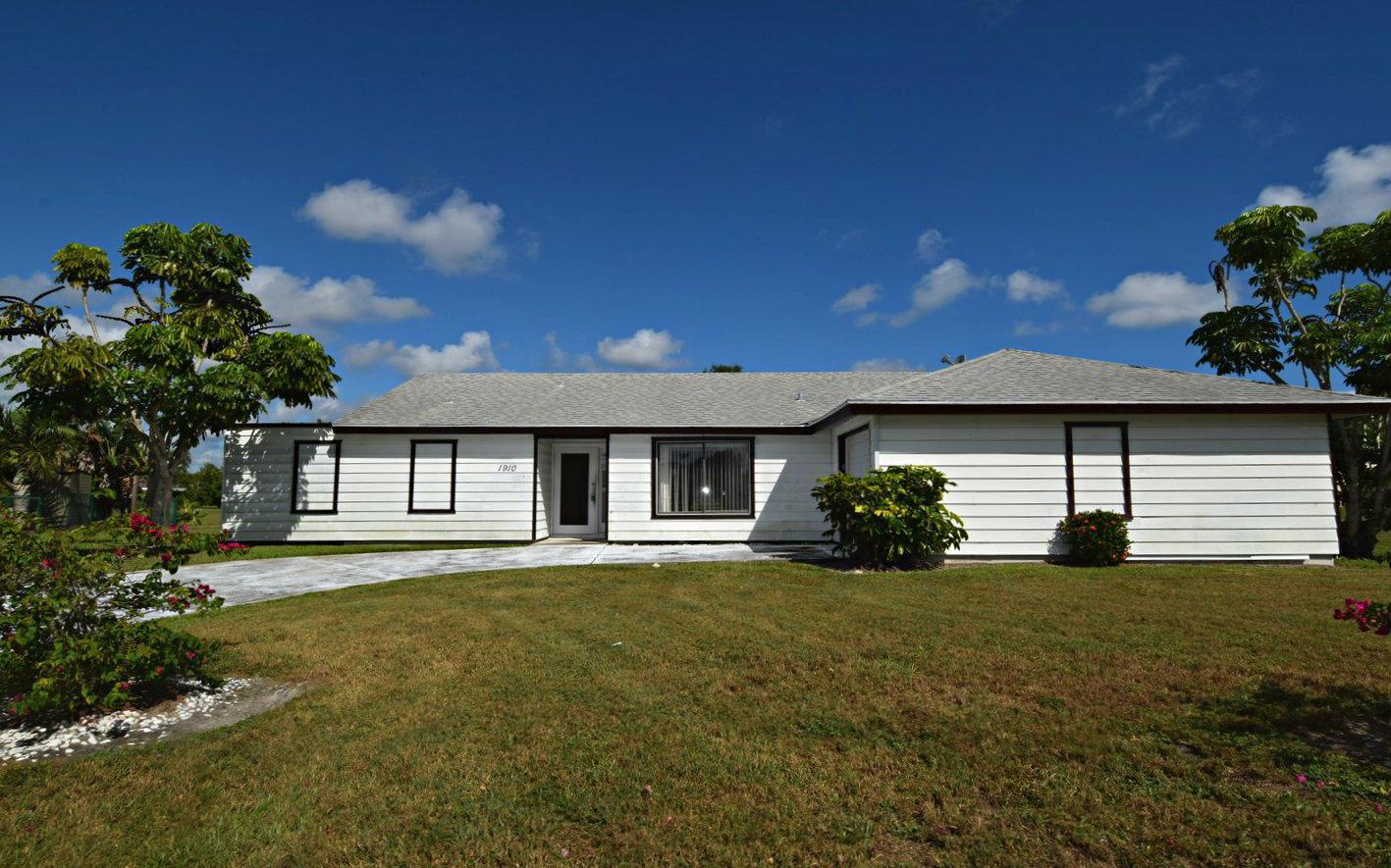 Home for sale in SOUTH PORT ST LUCIE UNIT 15 Port Saint Lucie Florida