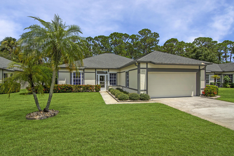 Home for sale in Cambridge Park Vero Beach Florida
