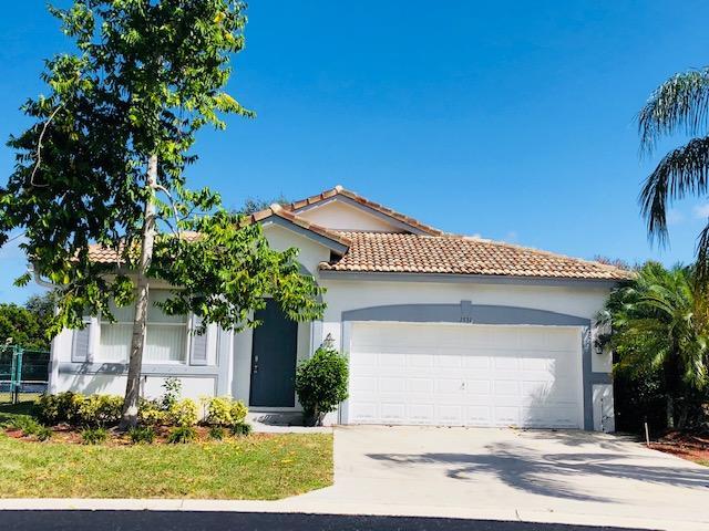 1531 Rialto Drive Boynton Beach, FL 33436