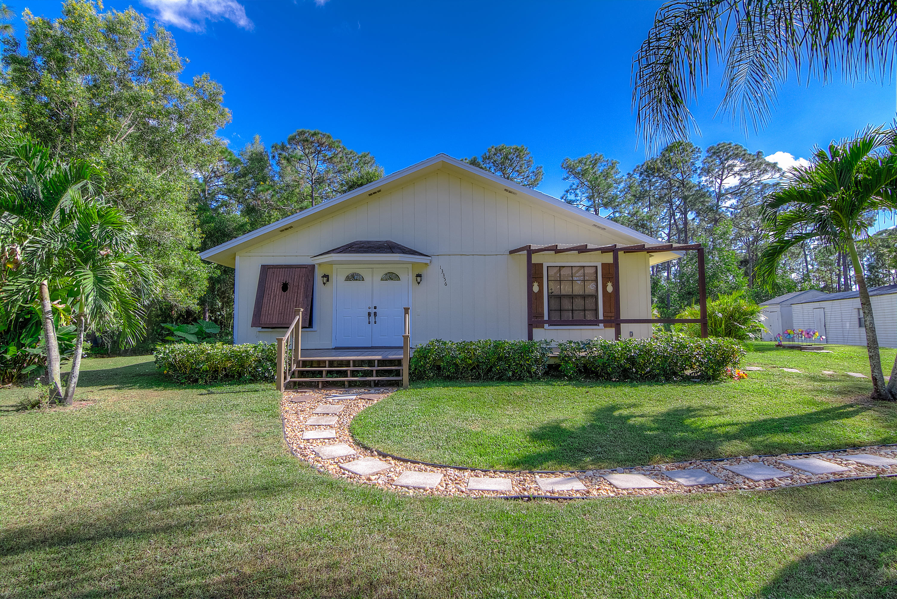 Home for sale in West Palm Beach Acreage West Palm Beach Florida