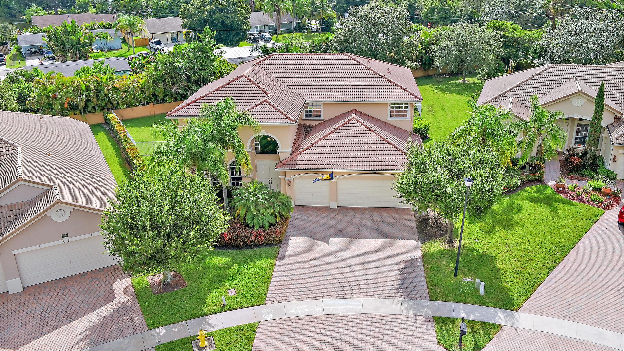 Home for sale in Oakbrooke Estates Palm City Florida