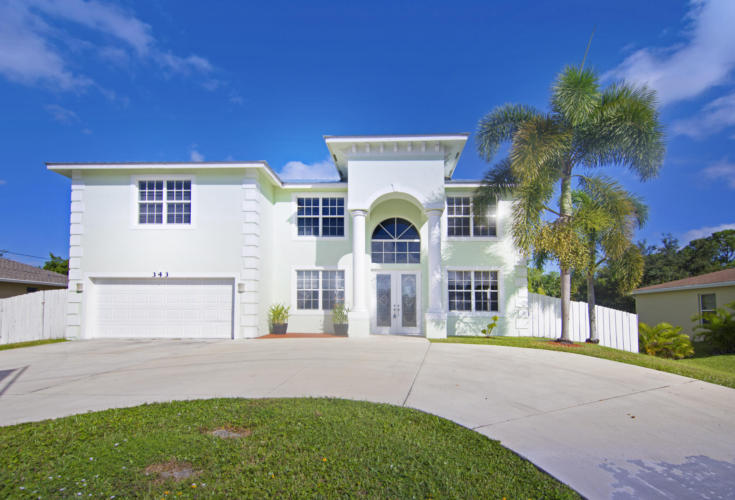 343 SW Majestic Terrace, Port Saint Lucie, Florida