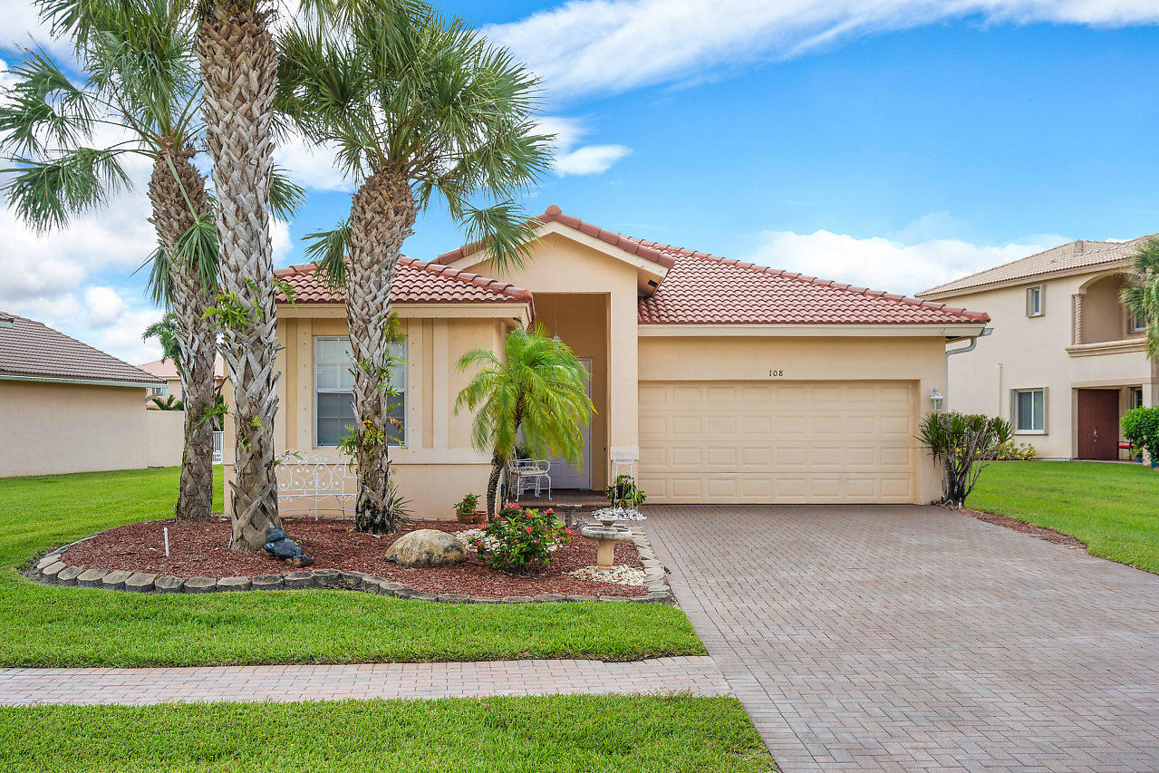 108 Bellezza Terrace Royal Palm Beach, FL 33411