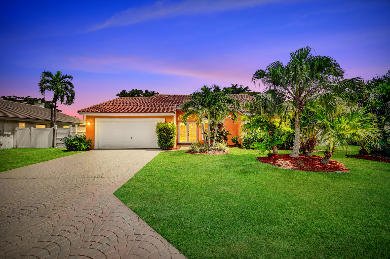 Home for sale in Boca Lake Estates Boca Raton Florida