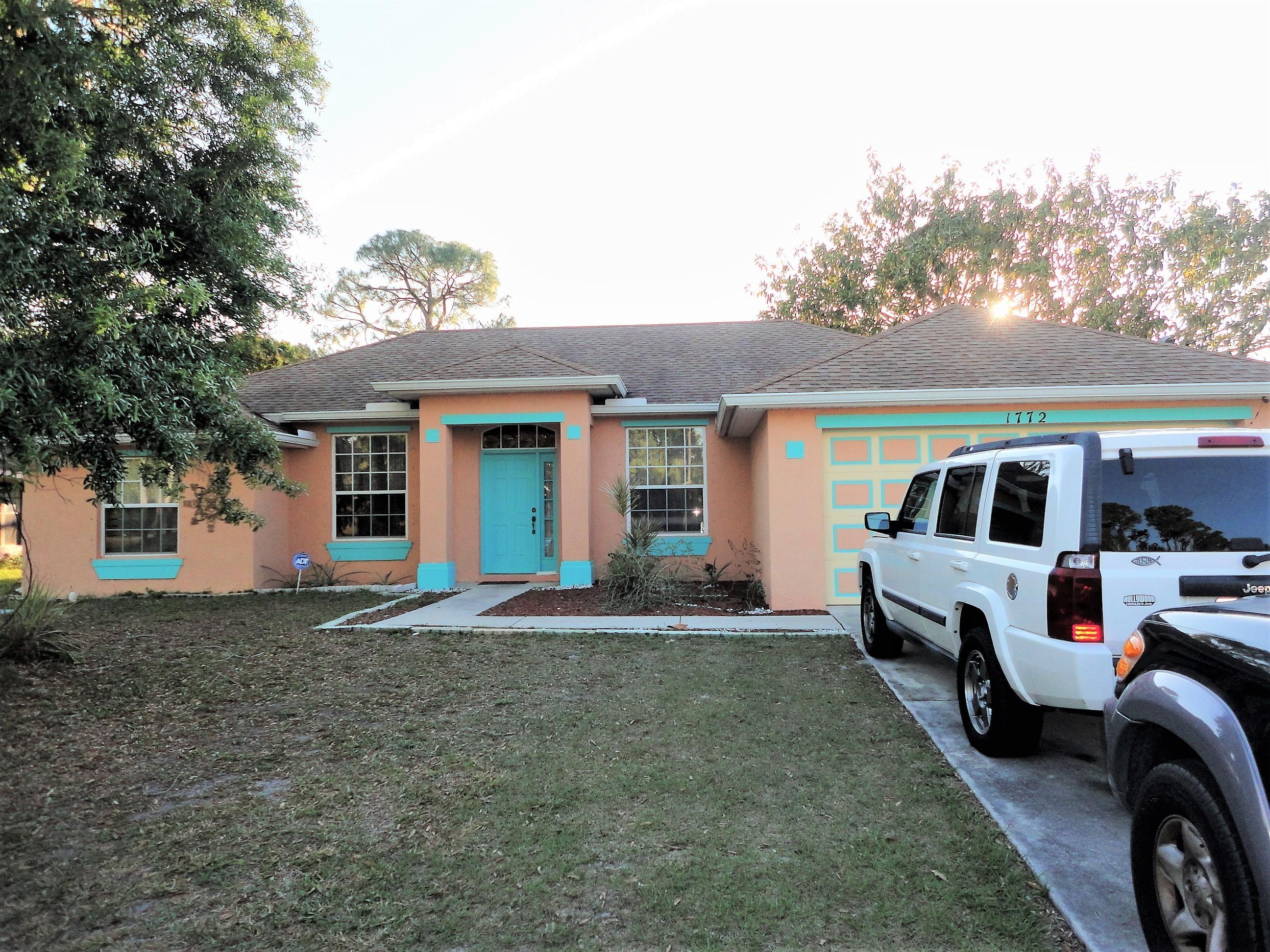 1772 SE Fallon Drive - Port St Lucie, Florida
