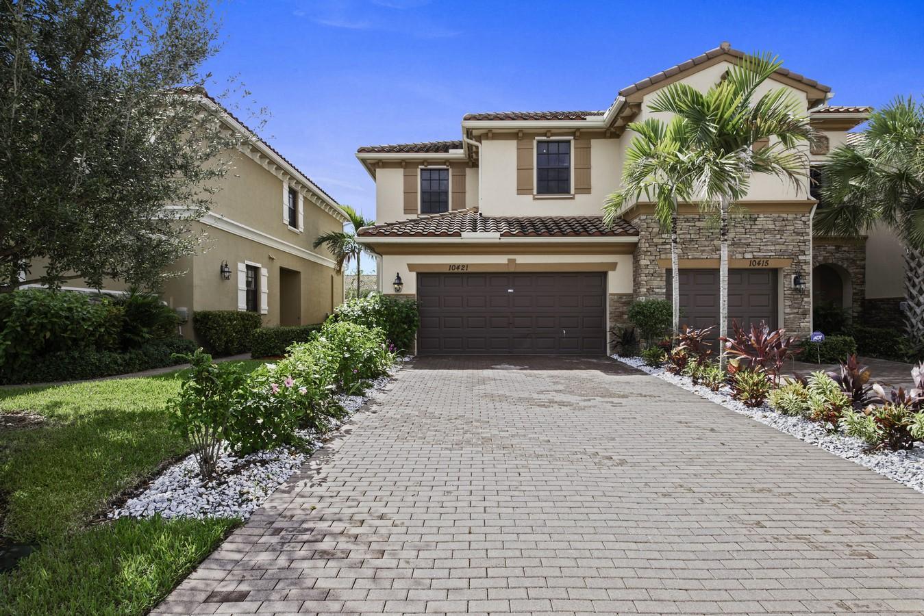 Home for sale in Wellington Parc Wellington Florida