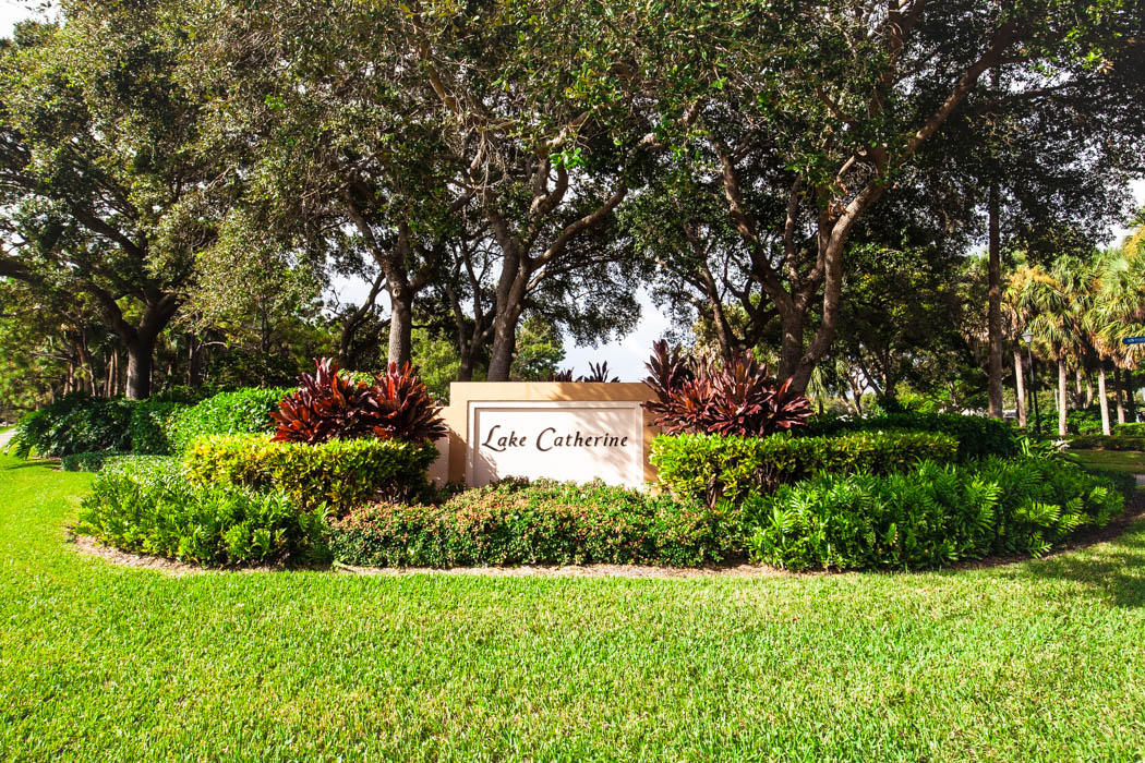 Home for sale in LAKE CATHERINE Palm Beach Gardens Florida