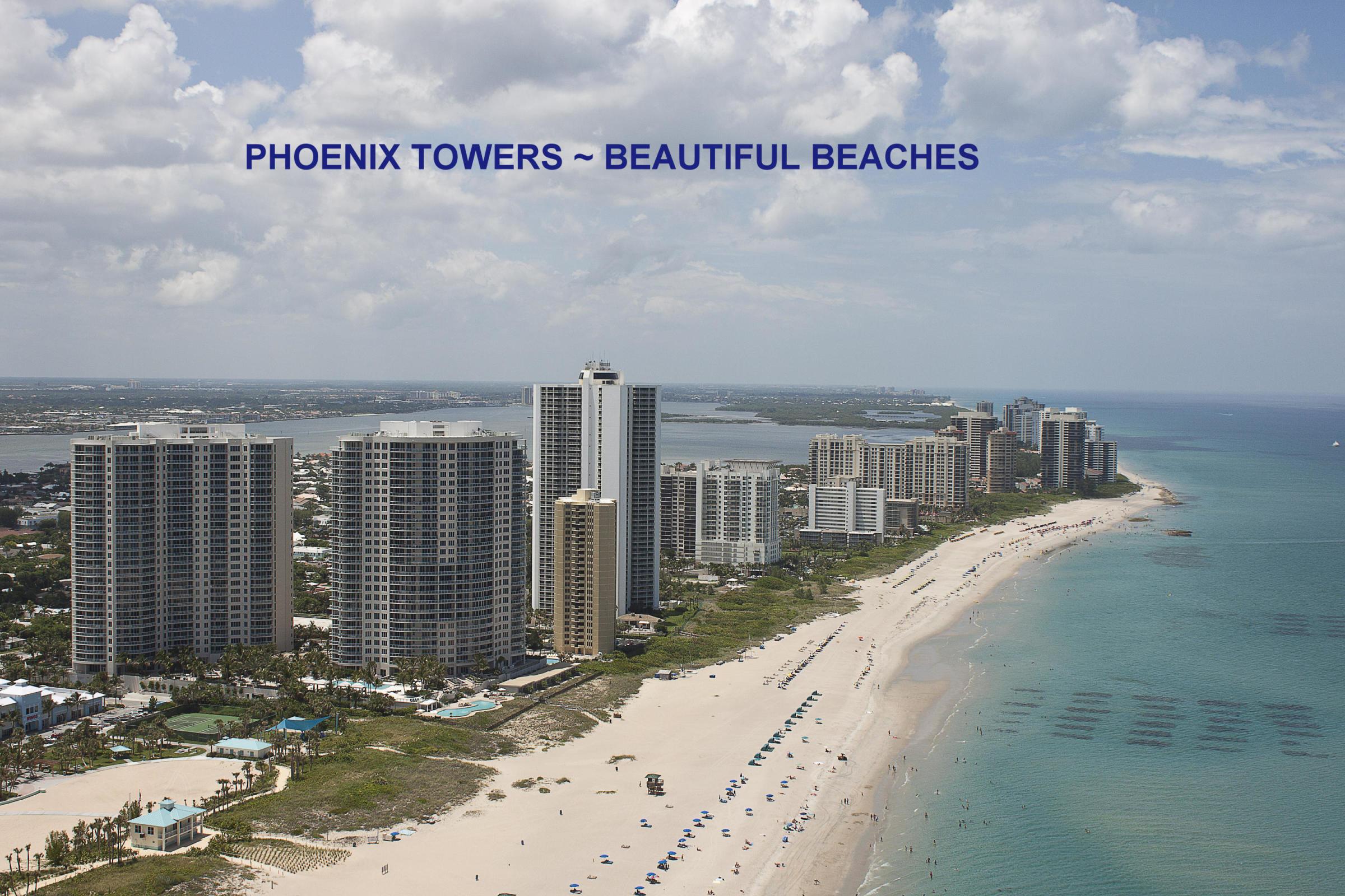 PHOENIX TOWERS REAL ESTATE