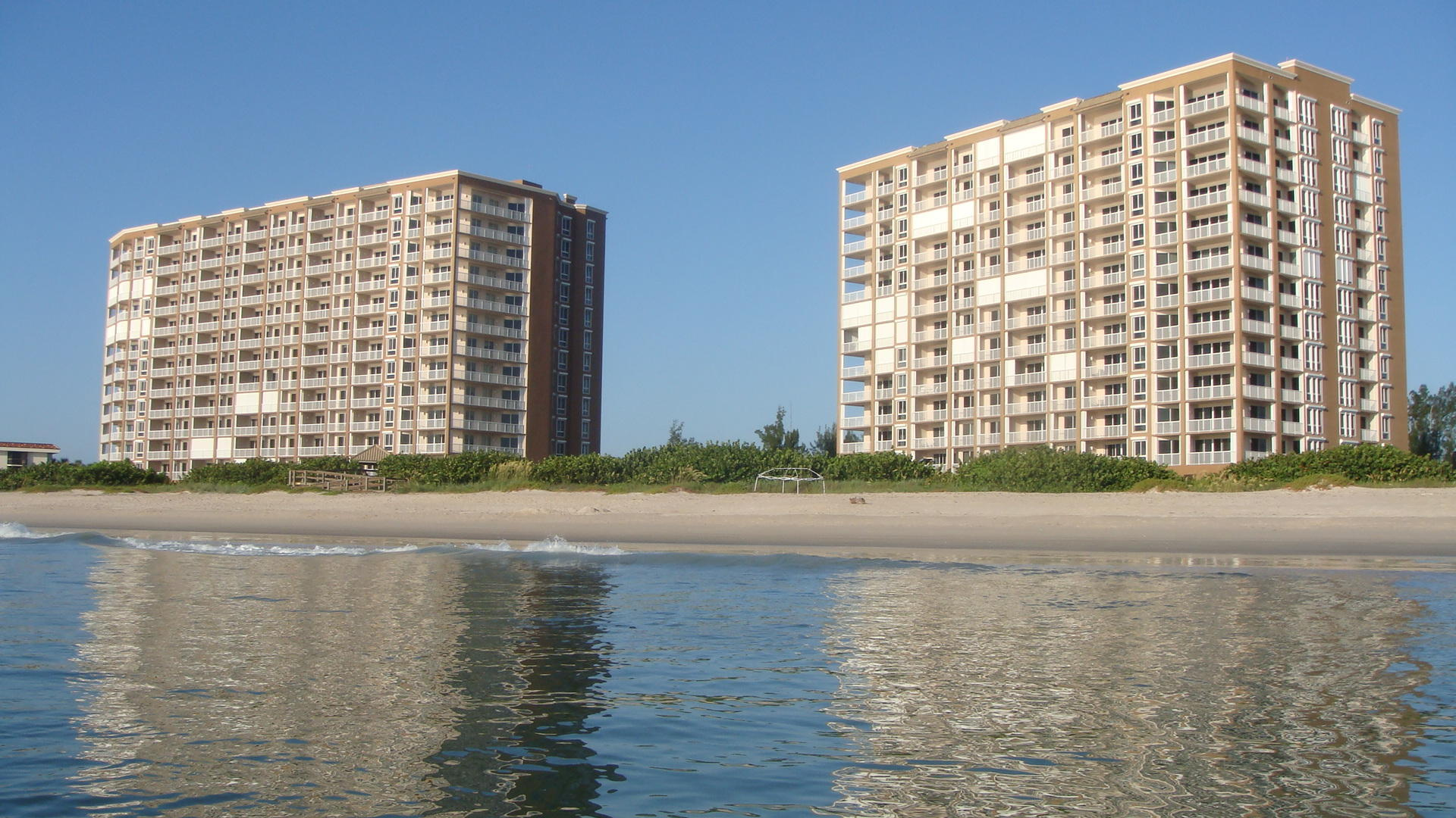 OCEANIQUE OCEANFRONT, A CONDOMINIUM HOMES