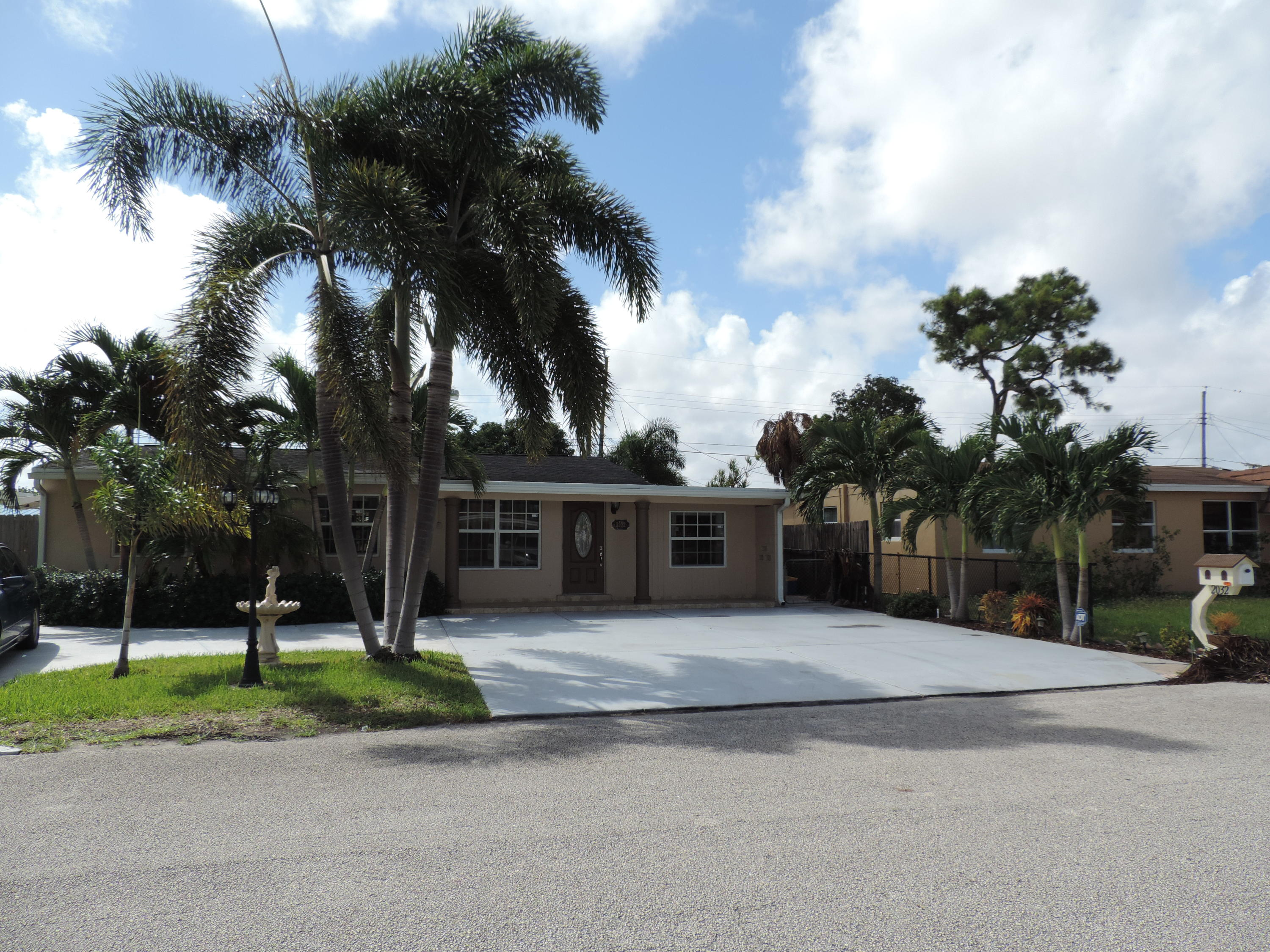 Home for sale in BELVEDERE HEIGHTS IN West Palm Beach Florida