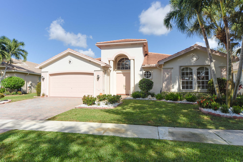 Home for sale in Valencia Falls Delray Beach Florida