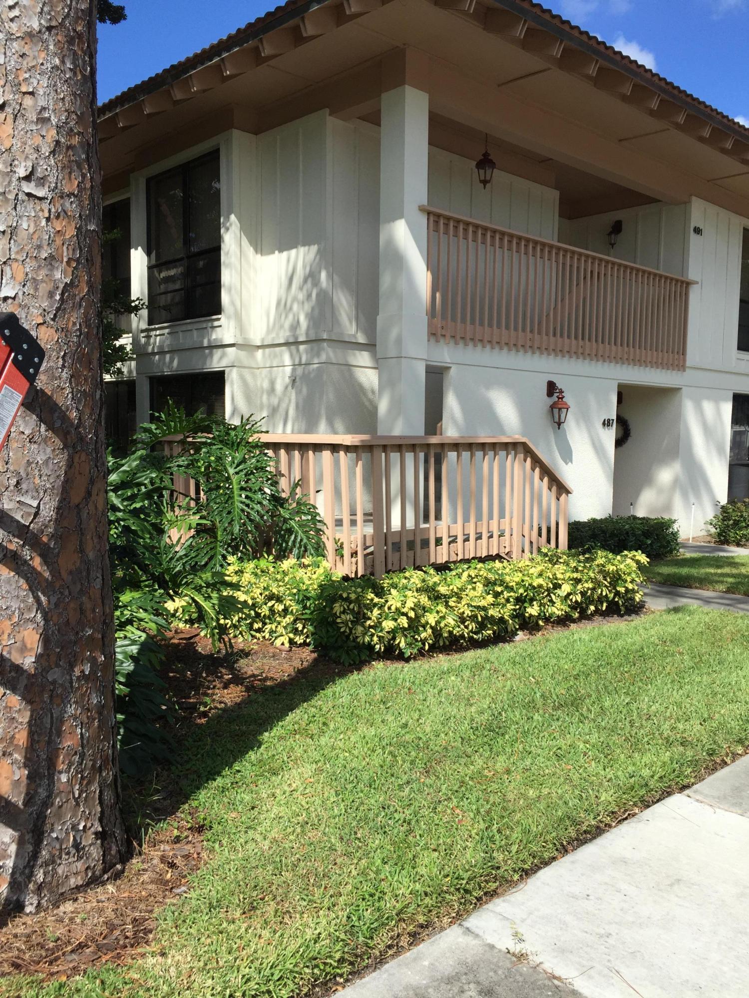 Home for sale in GOLF VILLAS CONDO Palm Beach Gardens Florida