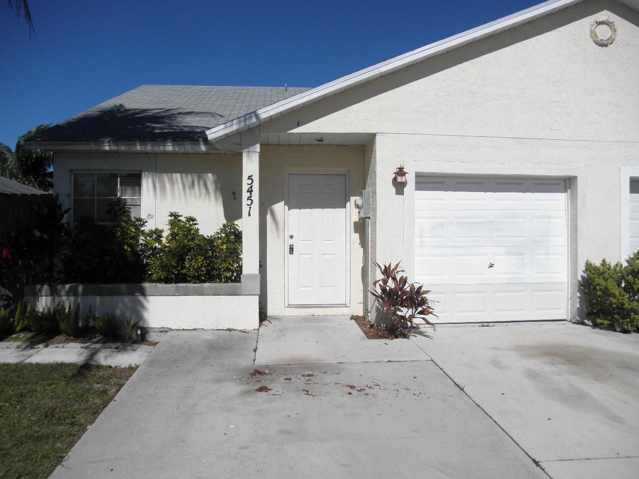 5451 Pinnacle Lane West Palm Beach, FL 33415