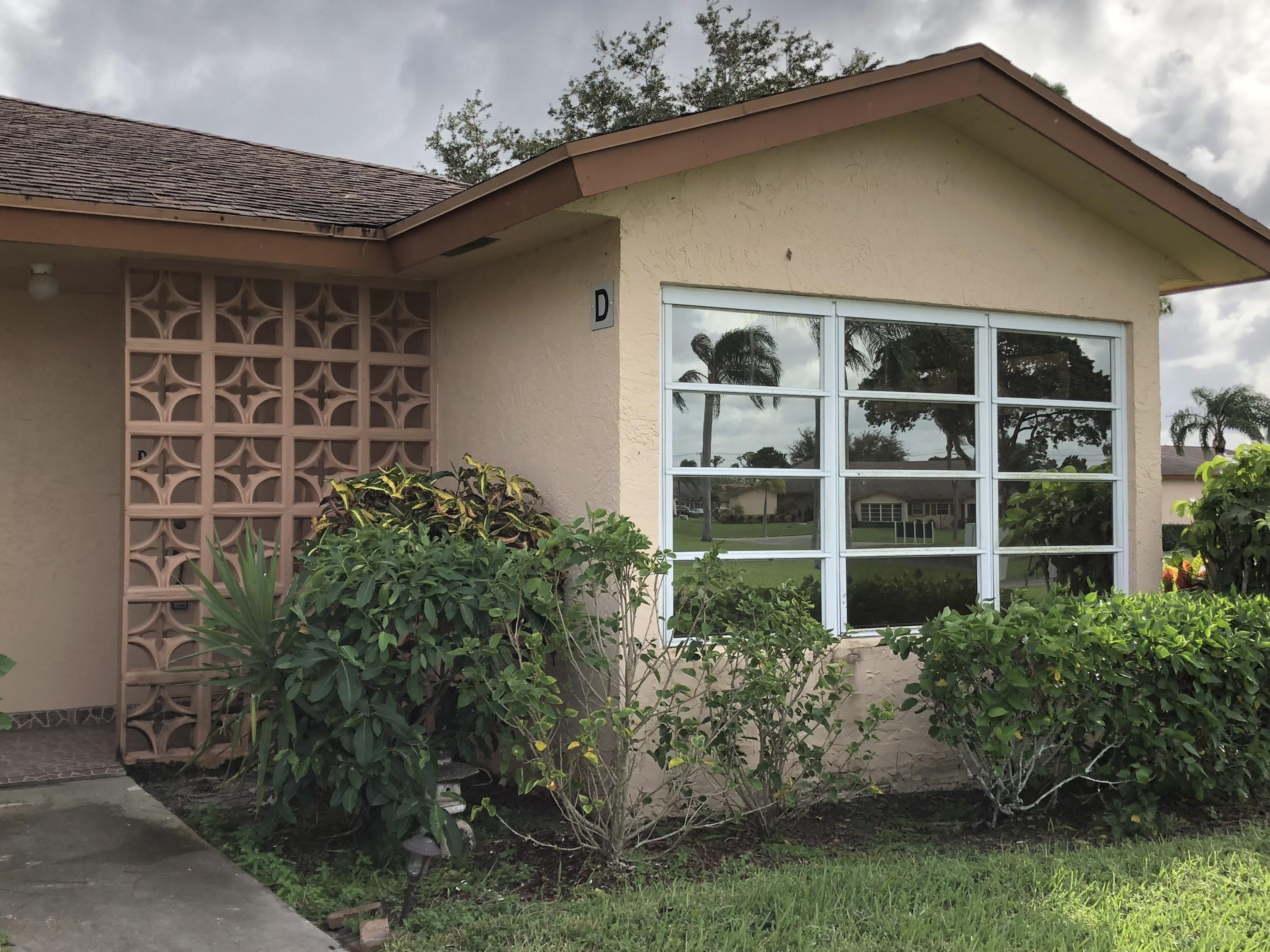 14612 Canalview Drive D  Delray Beach FL 33484