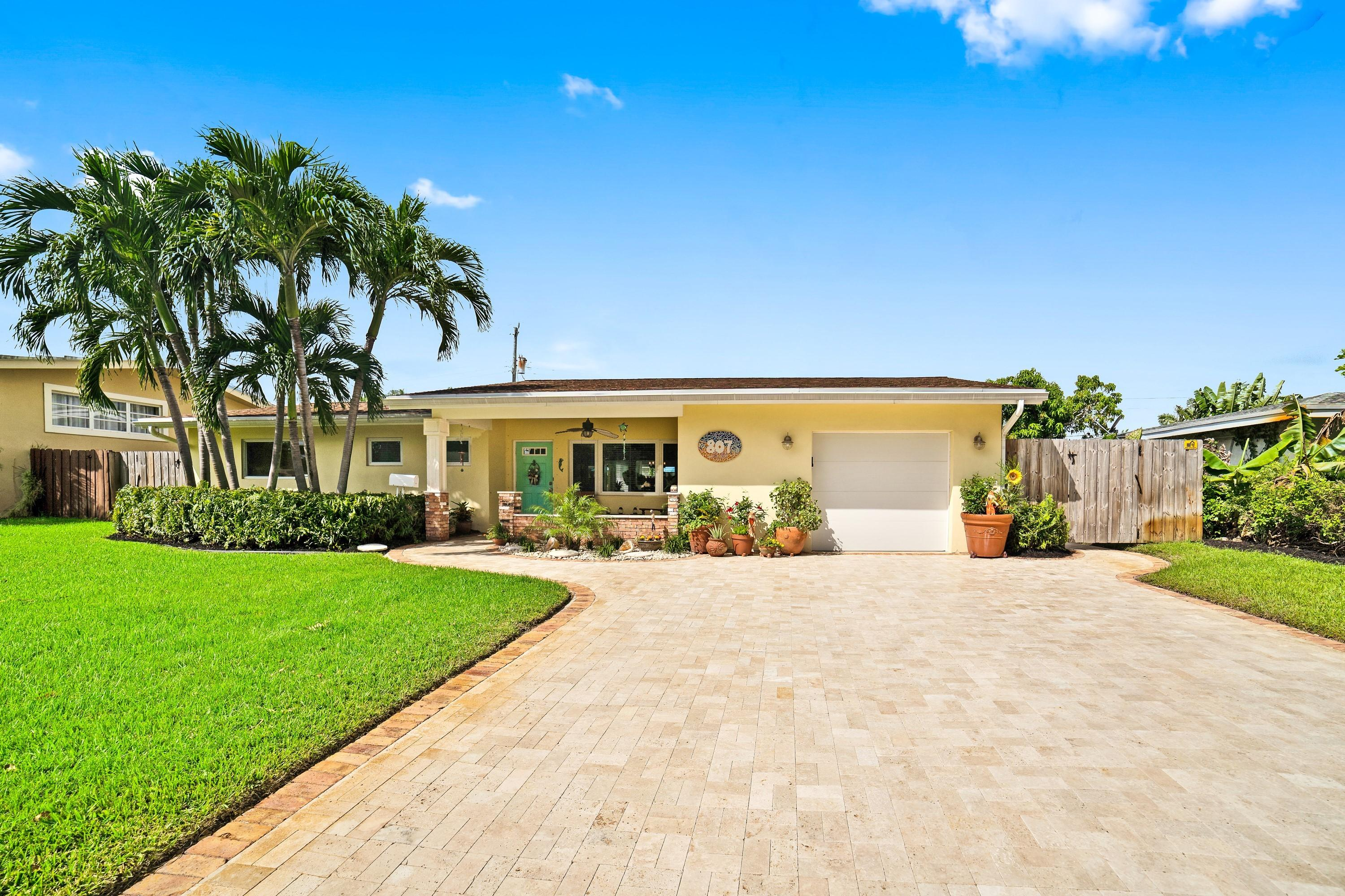 Home for sale in COVE 4TH SEC Deerfield Beach Florida