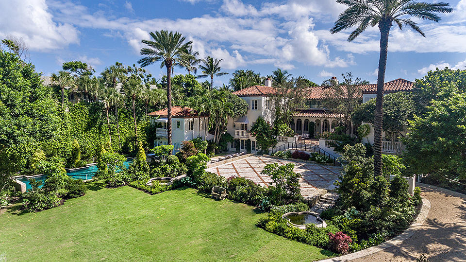 New Home for sale at 125 Via Del Lago  in Palm Beach