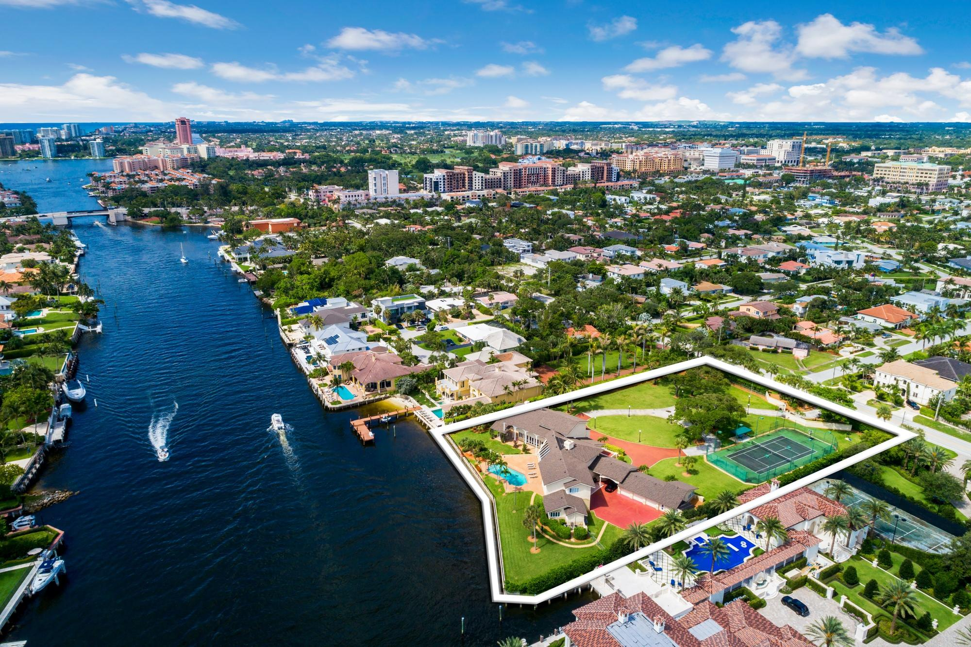Home for sale in Acreage Boca Raton Florida