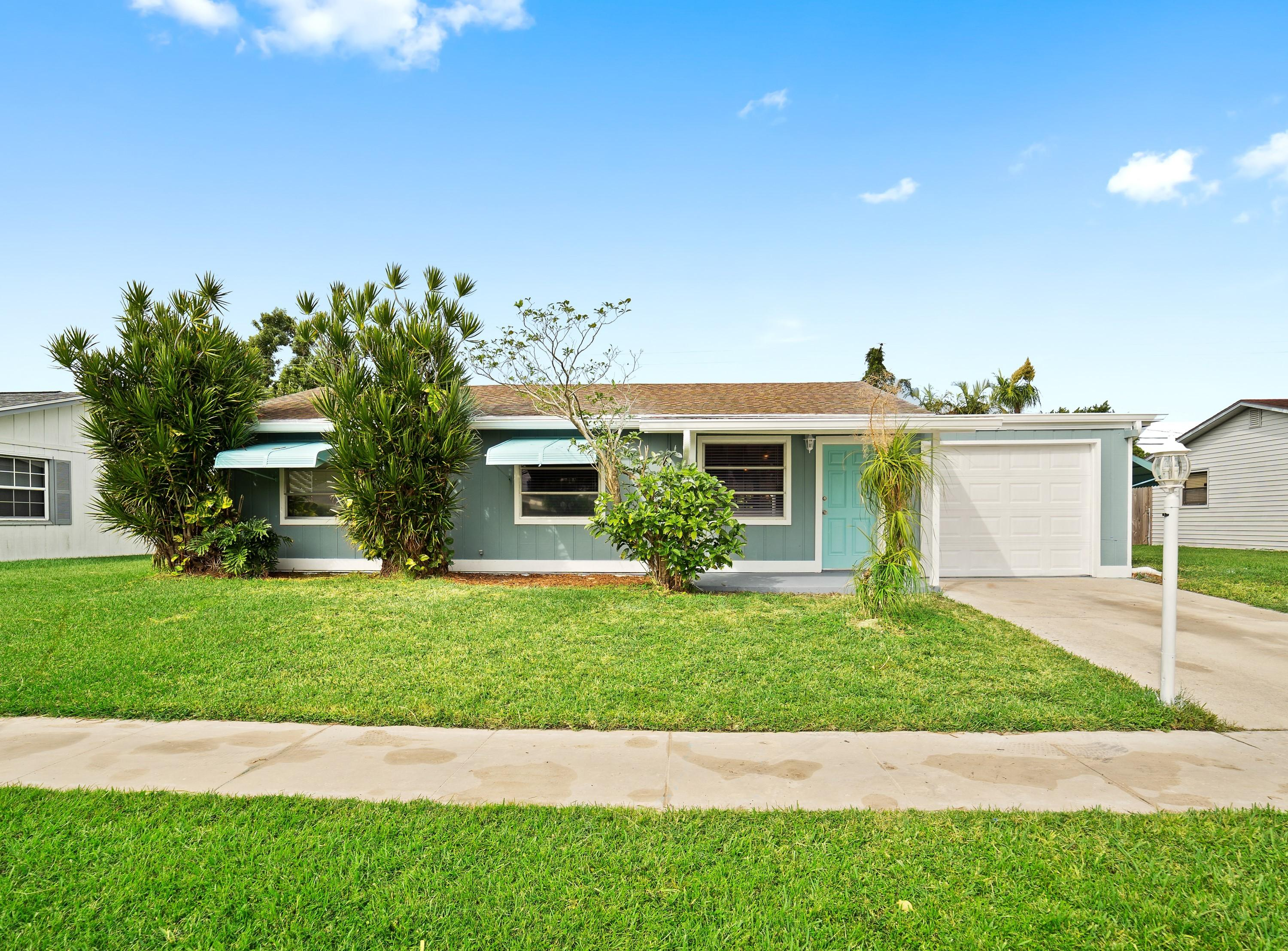 Home for sale in DILLMAN HEIGHTS 1 West Palm Beach Florida