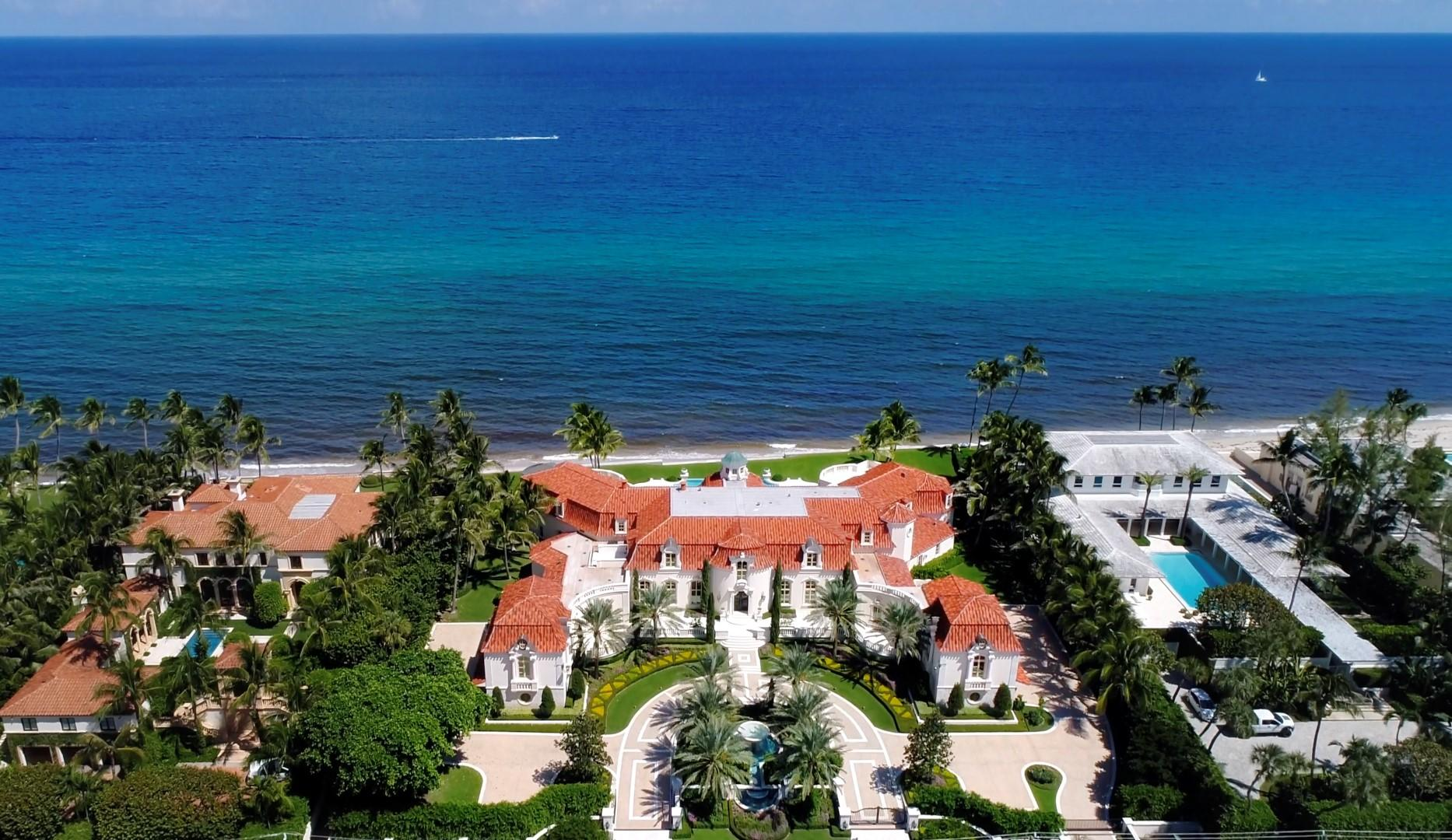 1071 N Ocean Boulevard - Palm Beach, Florida