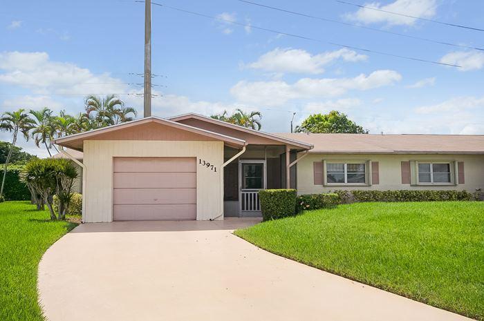 13971 Packard Terrace  Delray Beach, FL 33484