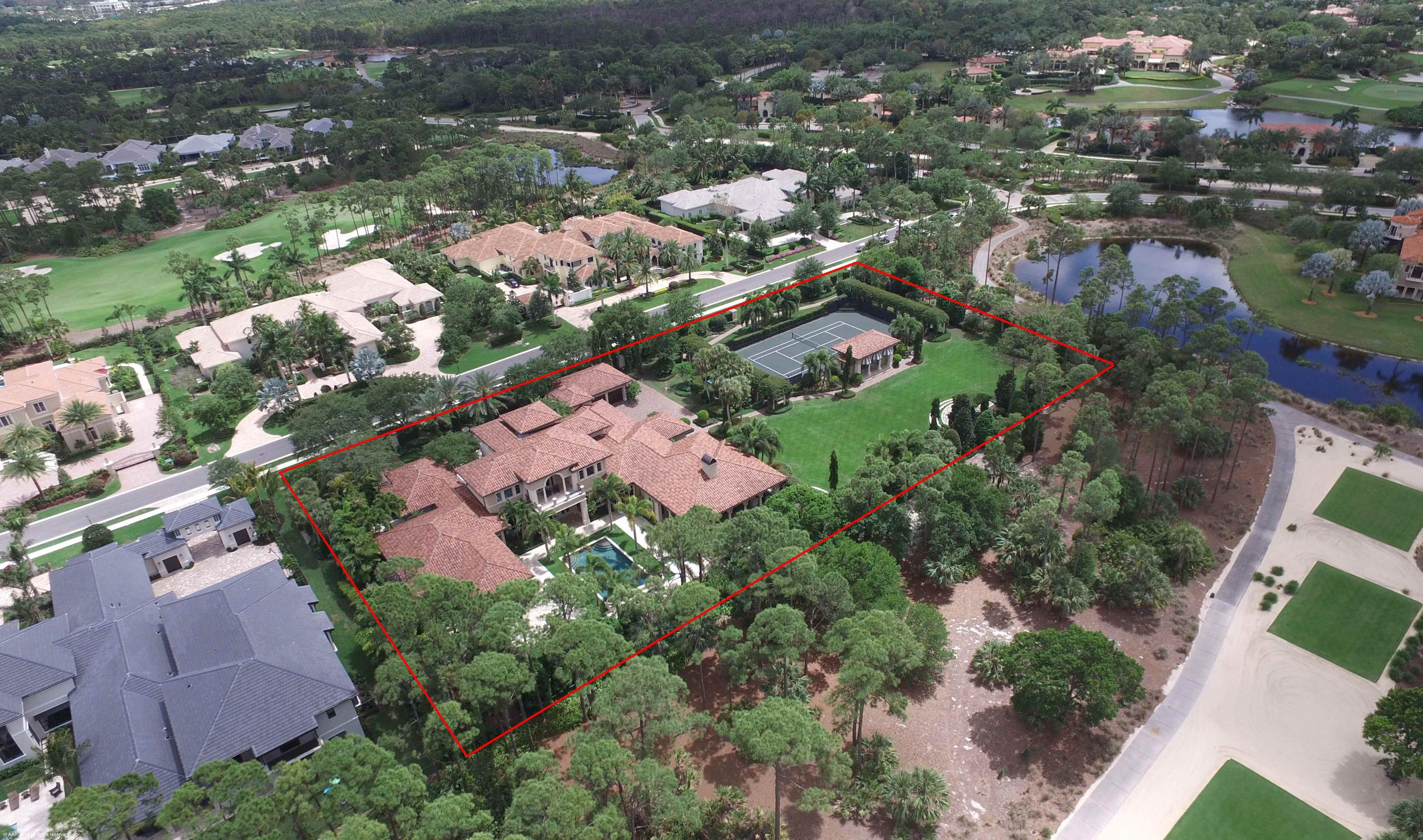 New Home for sale at 12203 Tillinghast Circle in Palm Beach Gardens