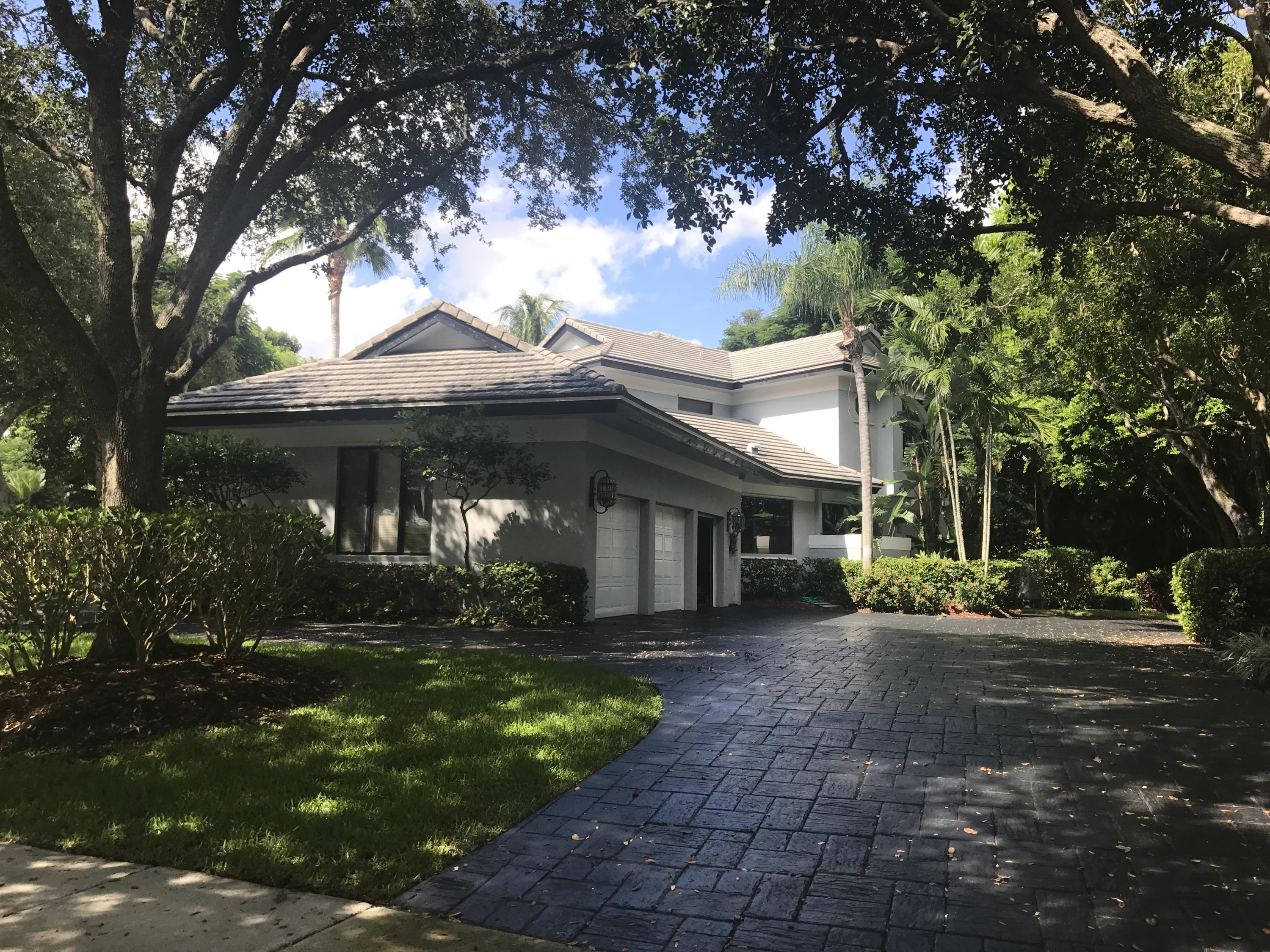 Home for sale in Les Jardins Boca Raton Florida