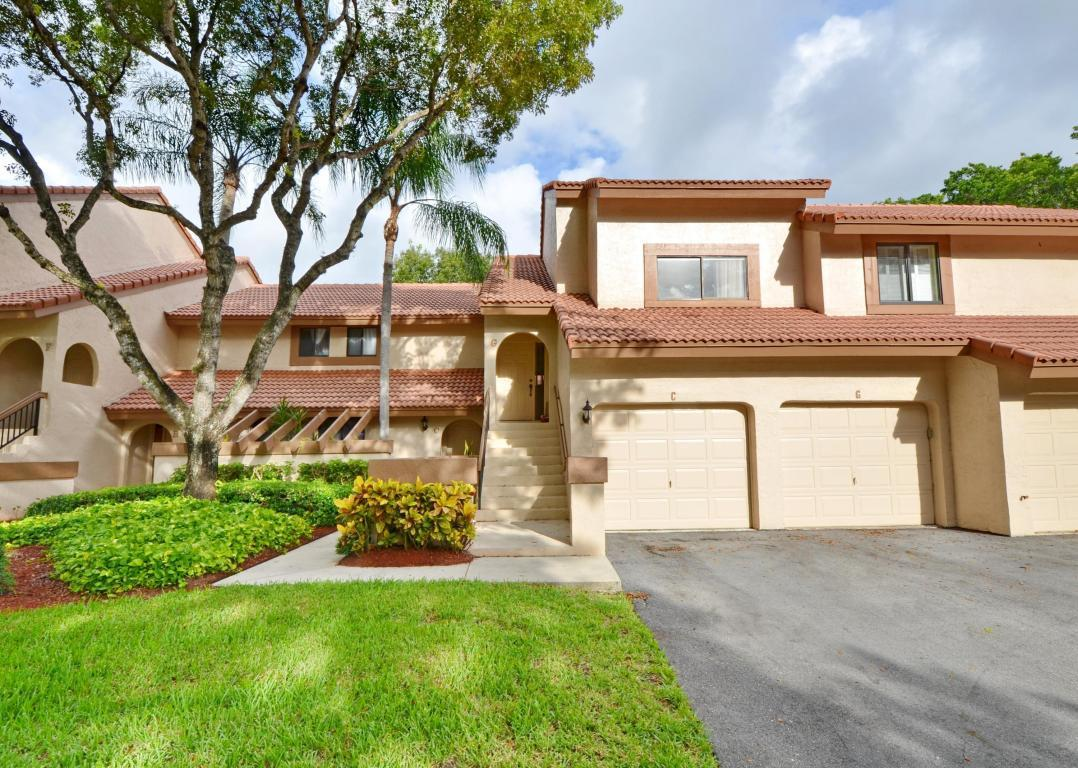Home for sale in COACH HOUSES Boca Raton Florida