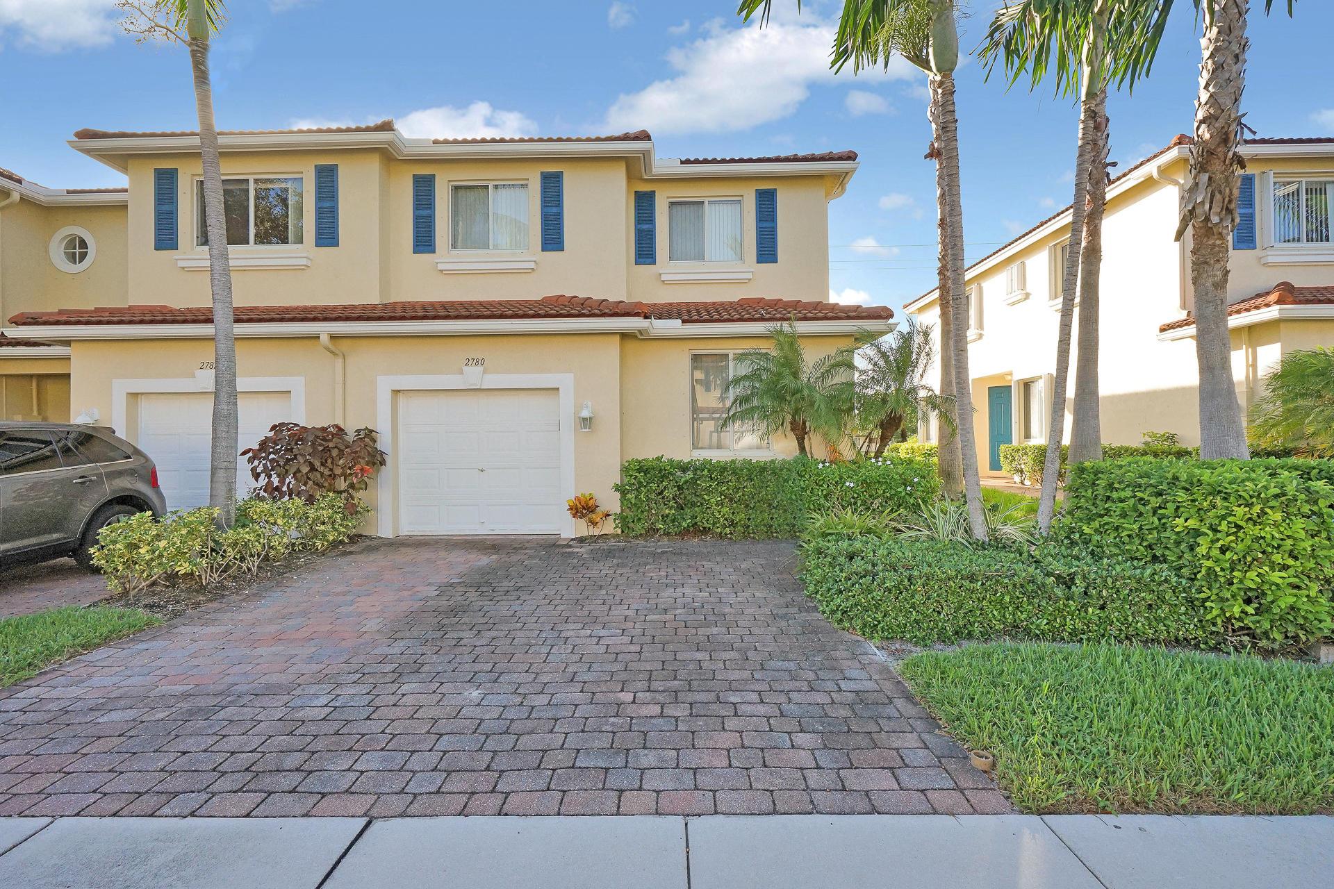 2780 S Evergreen Circle Boynton Beach, FL 33426