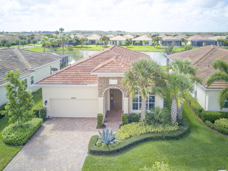 10464 SW Visconti Way, Port Saint Lucie, Florida