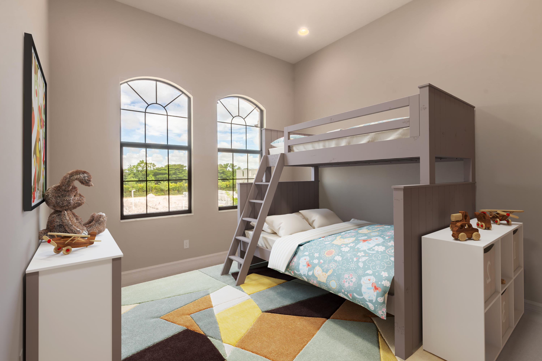 Bedroom 4 - Upstairs