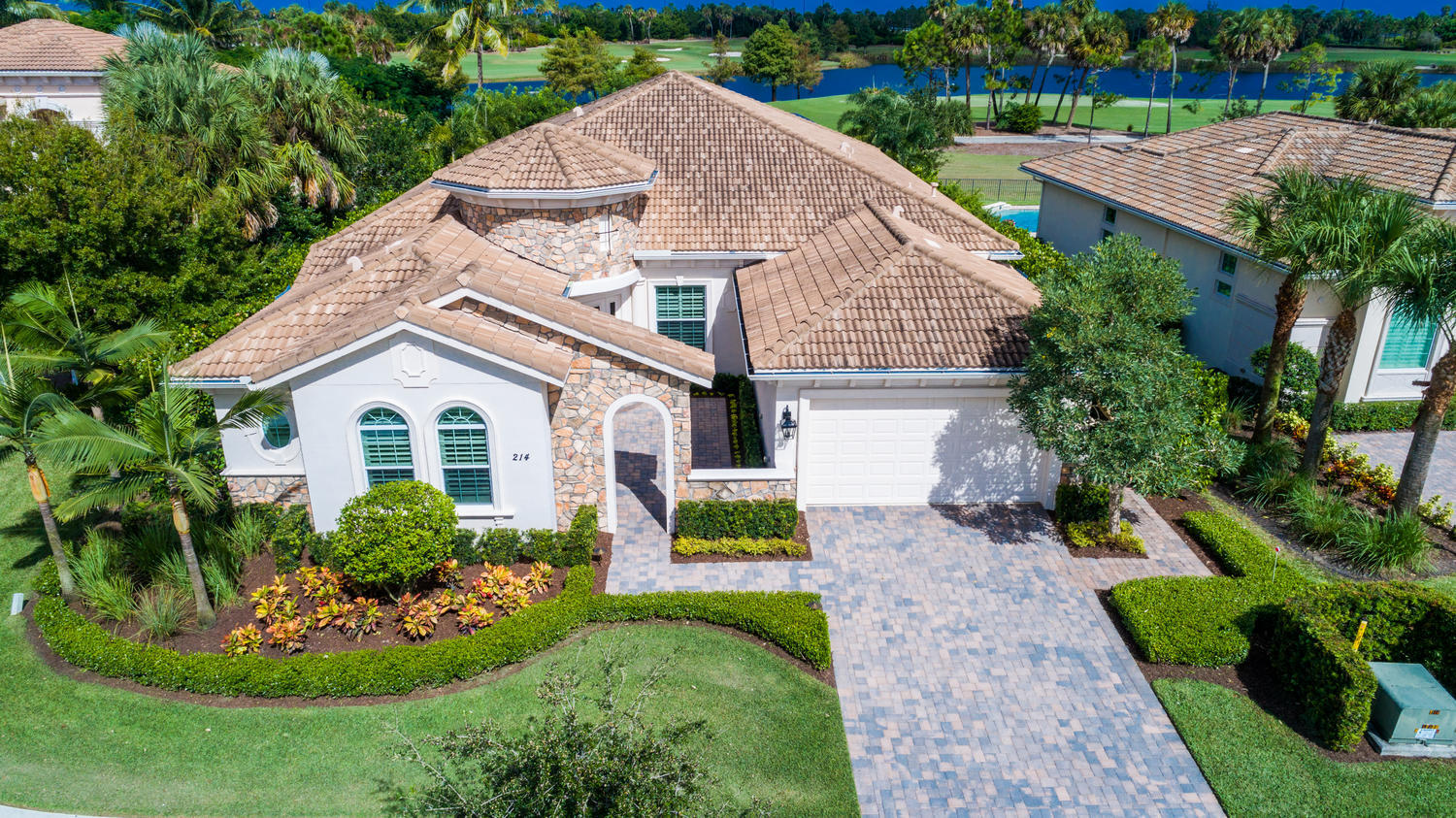 New Home for sale at 214 Sonata Drive in Jupiter