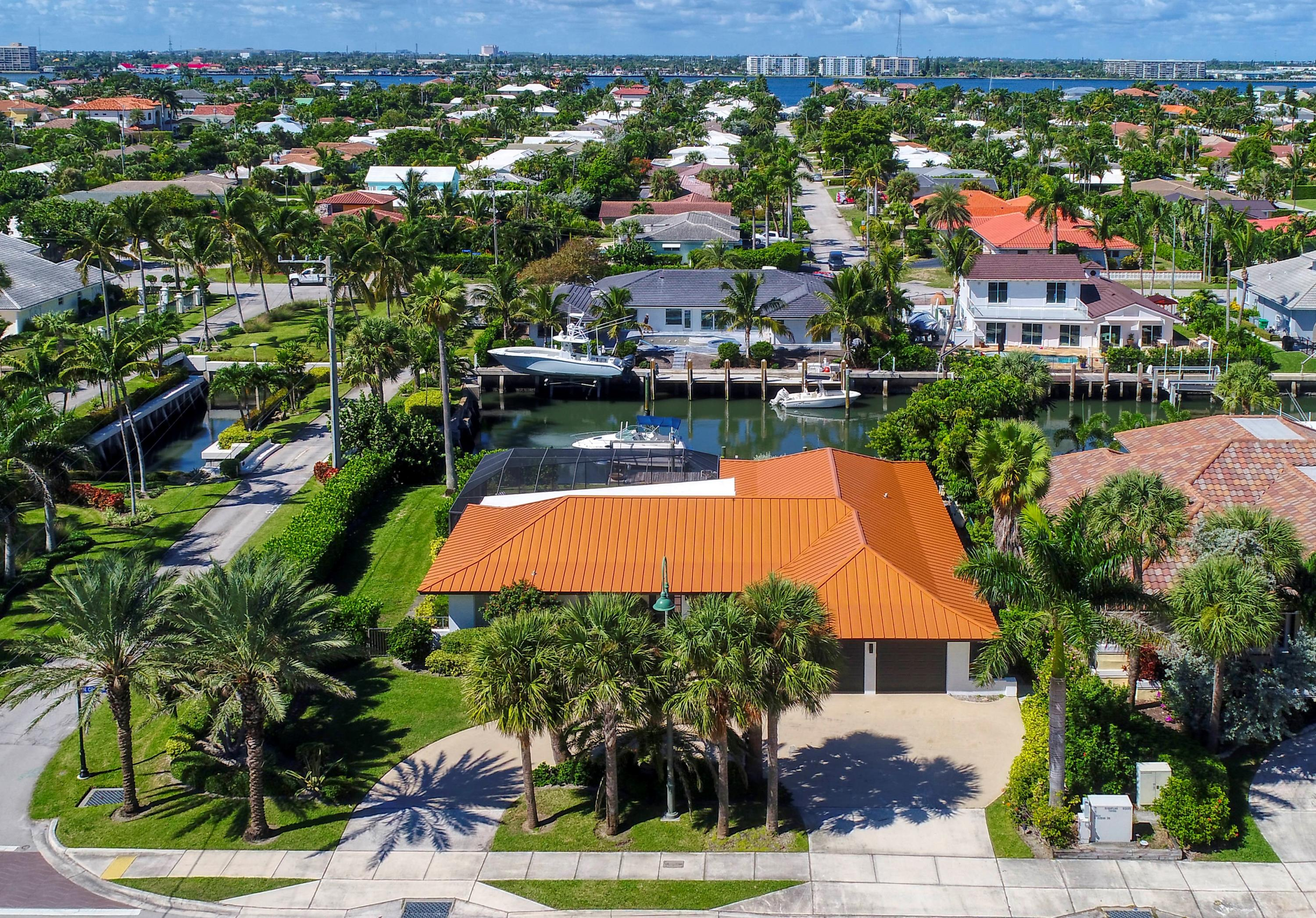 New Home for sale at 3901 Ocean Drive in Singer Island