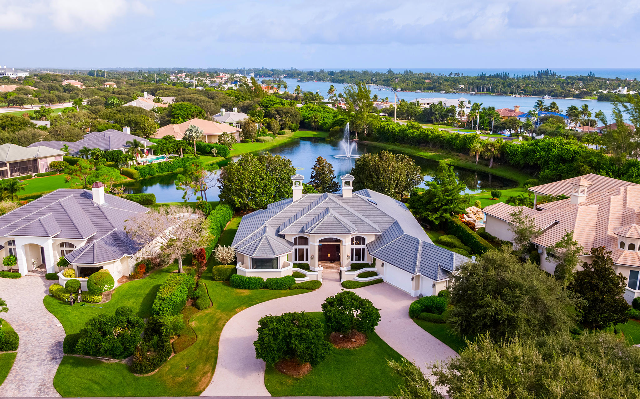 New Home for sale at 12029 Intracoastal Terrace in Tequesta