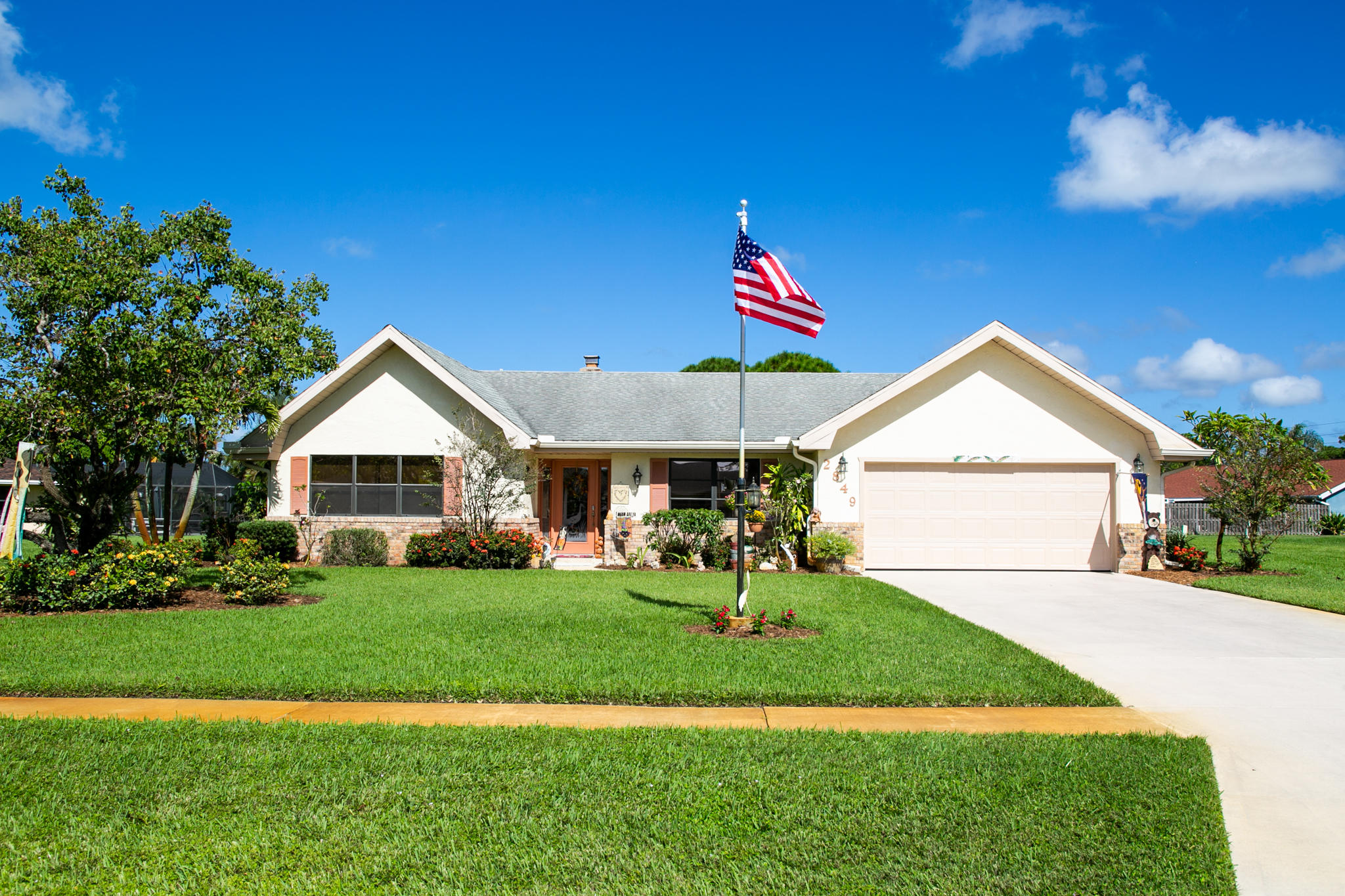 2849 SE Ginza Street, Port Saint Lucie, Florida
