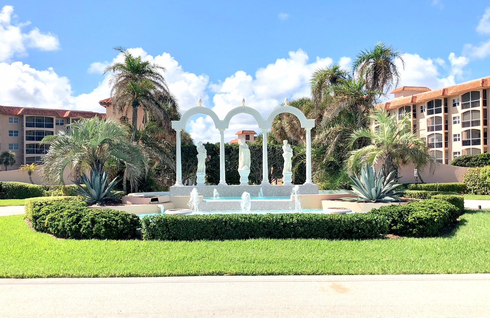 Home for sale in San Remo Boca Raton Florida