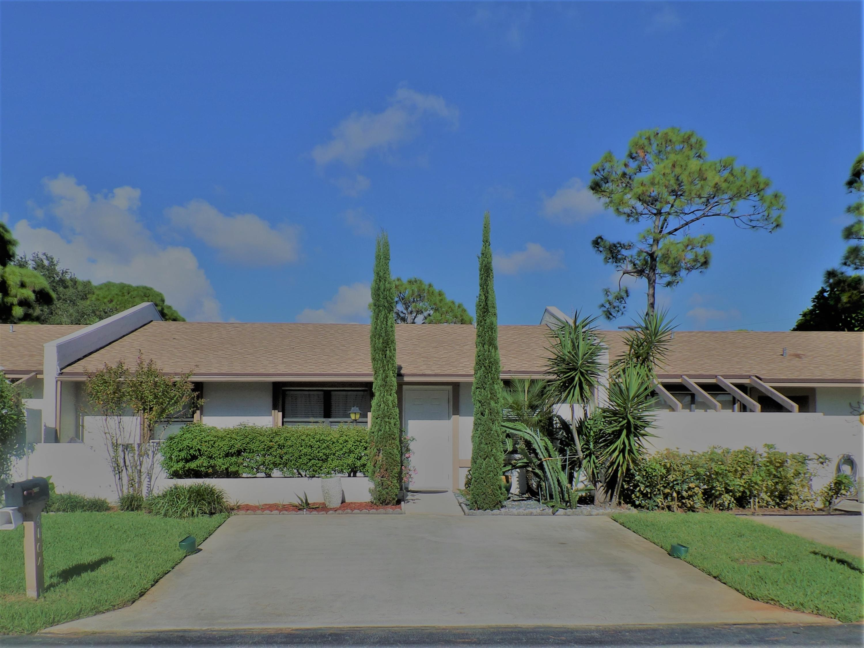 Home for sale in VILLAGES OF WOODLAKE 2 / CLOISTERS Greenacres Florida