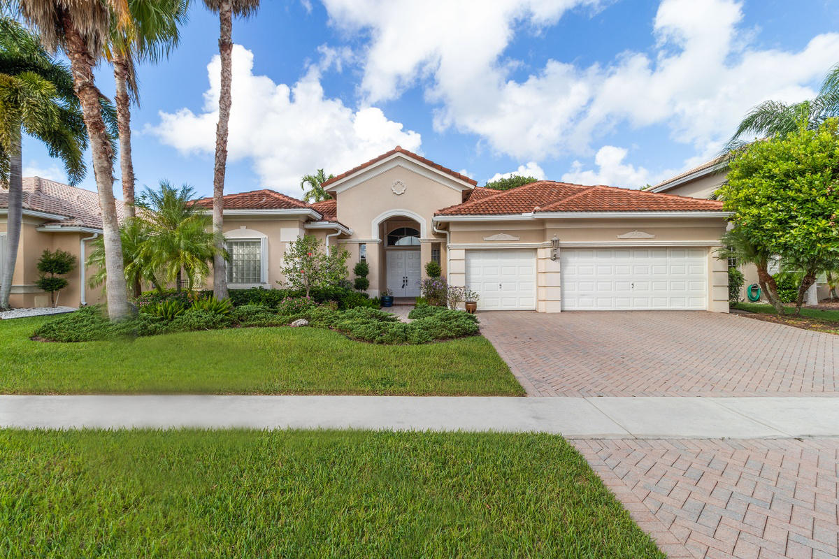 Home for sale in Wellington Shores / Orange Grove Est Wellington Florida