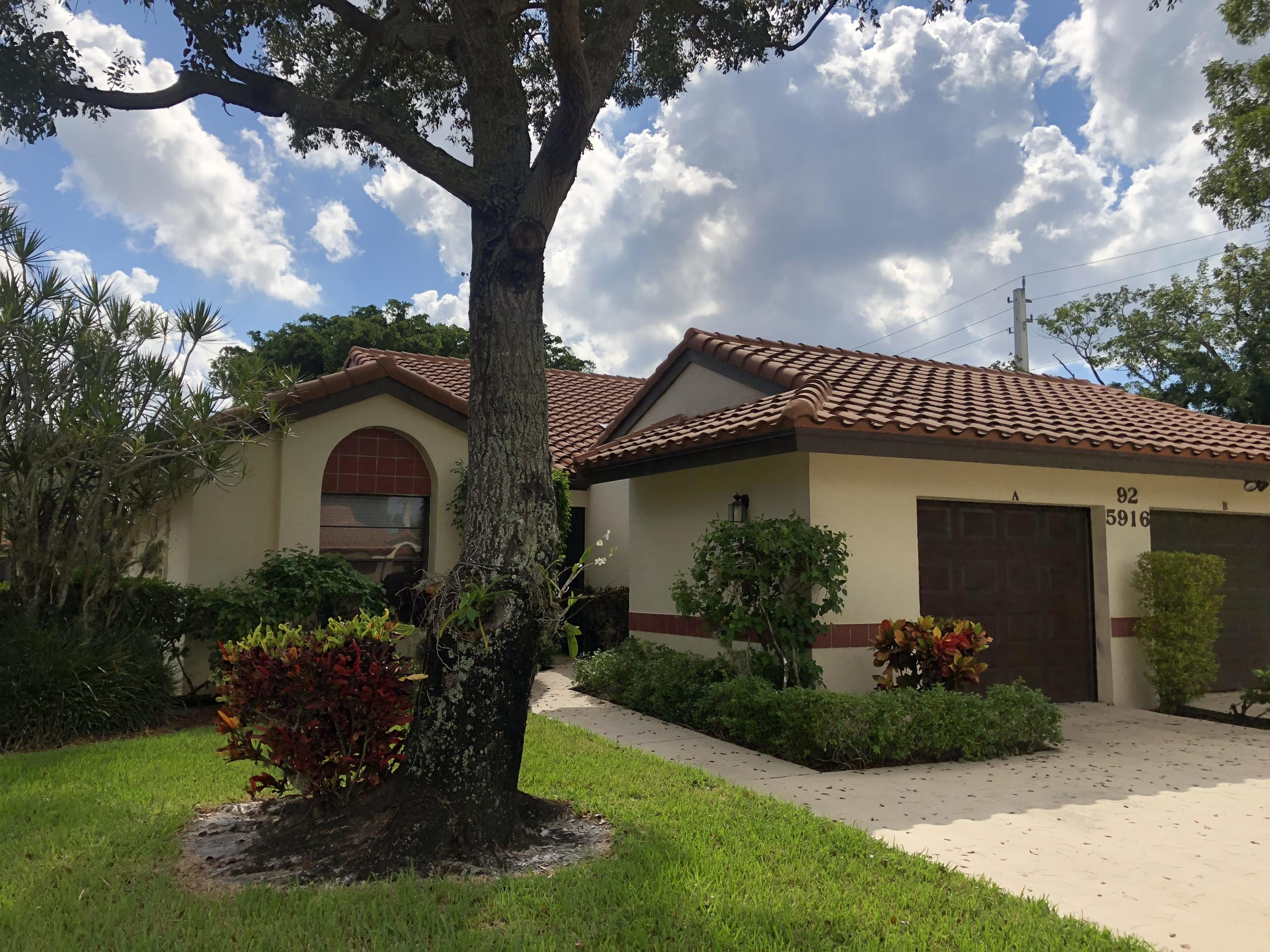 5916 Sunswept Lane A Boynton Beach, FL 33437